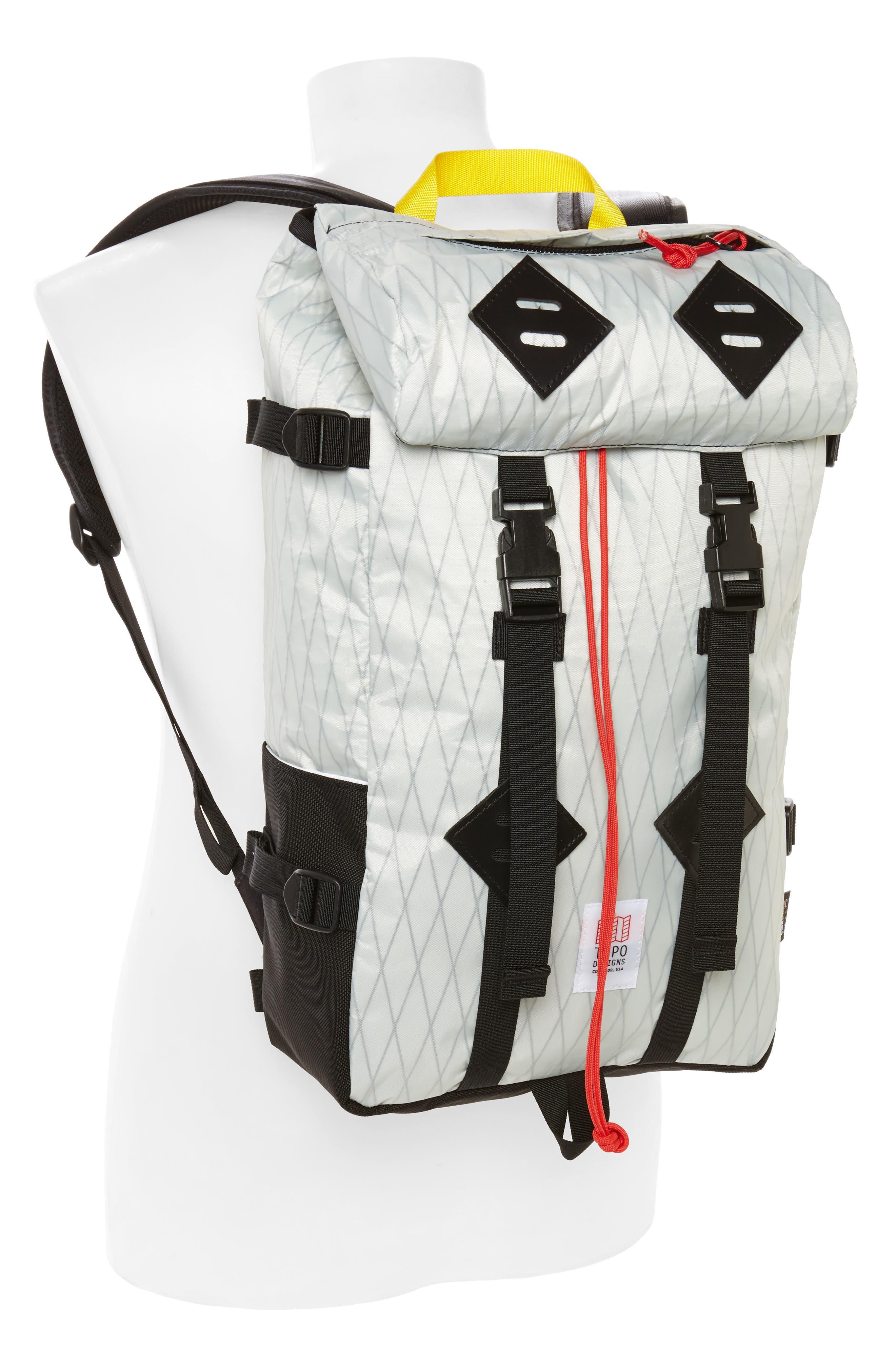Klettersack Backpack,                             Alternate thumbnail 2, color,                             X-PACK/ BALLISTIC BLACK
