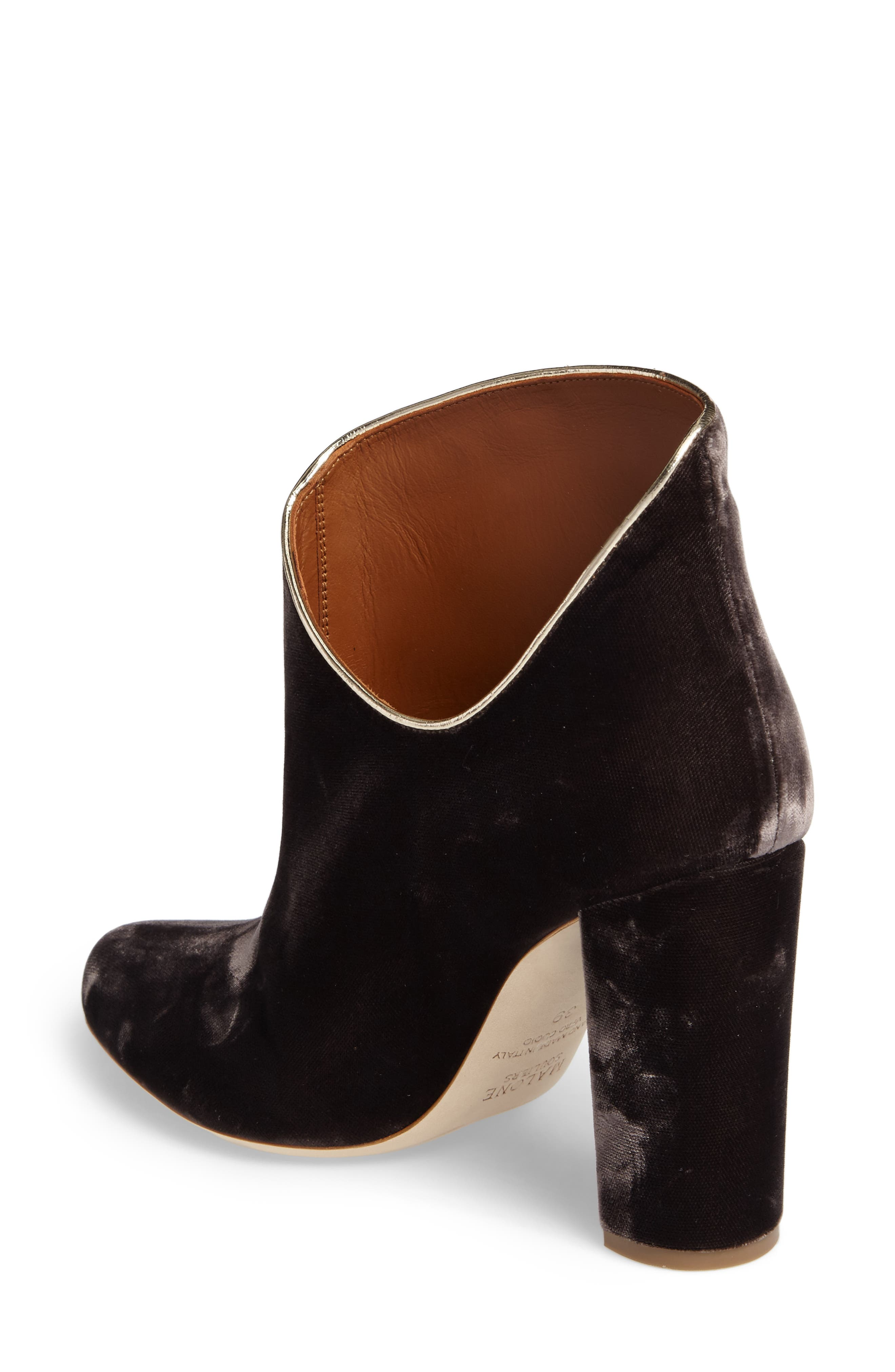 Malone Souliers Eula Bootie,                             Alternate thumbnail 2, color,                             020
