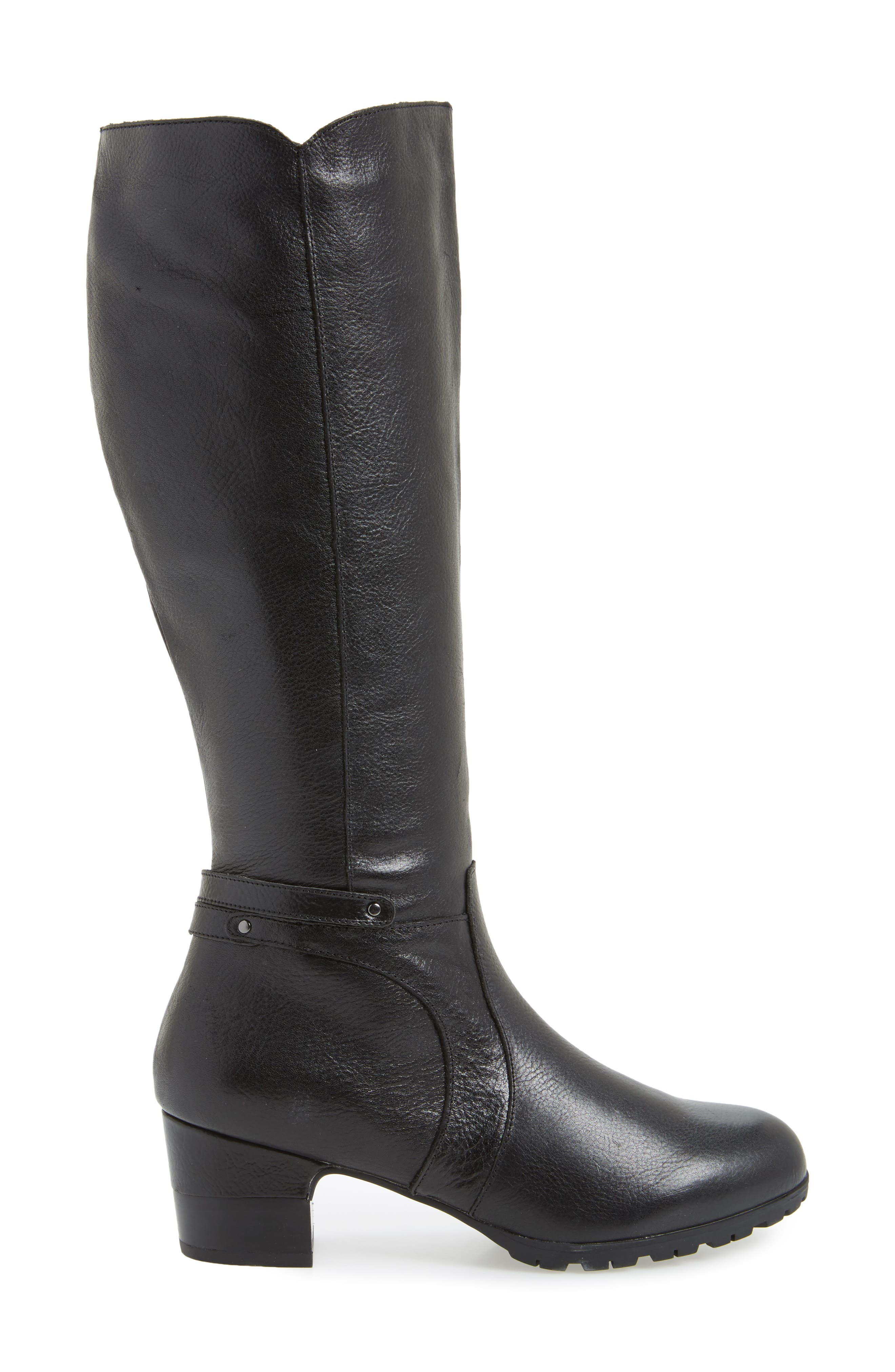 Chai Water-Resistant Boot,                             Alternate thumbnail 3, color,                             001