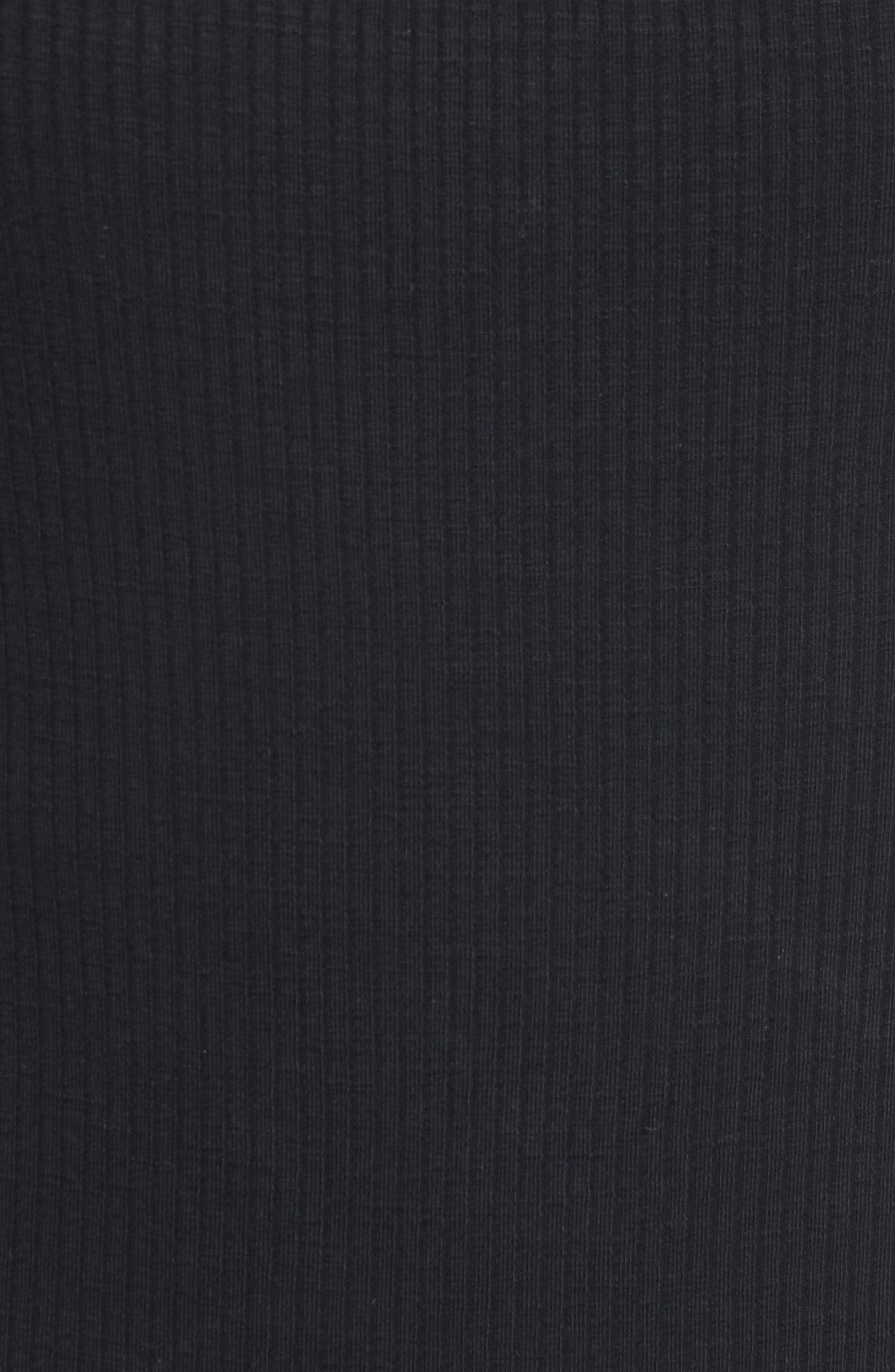 PRIVACY PLEASE,                             Cypress Thong Bodysuit,                             Alternate thumbnail 5, color,                             001