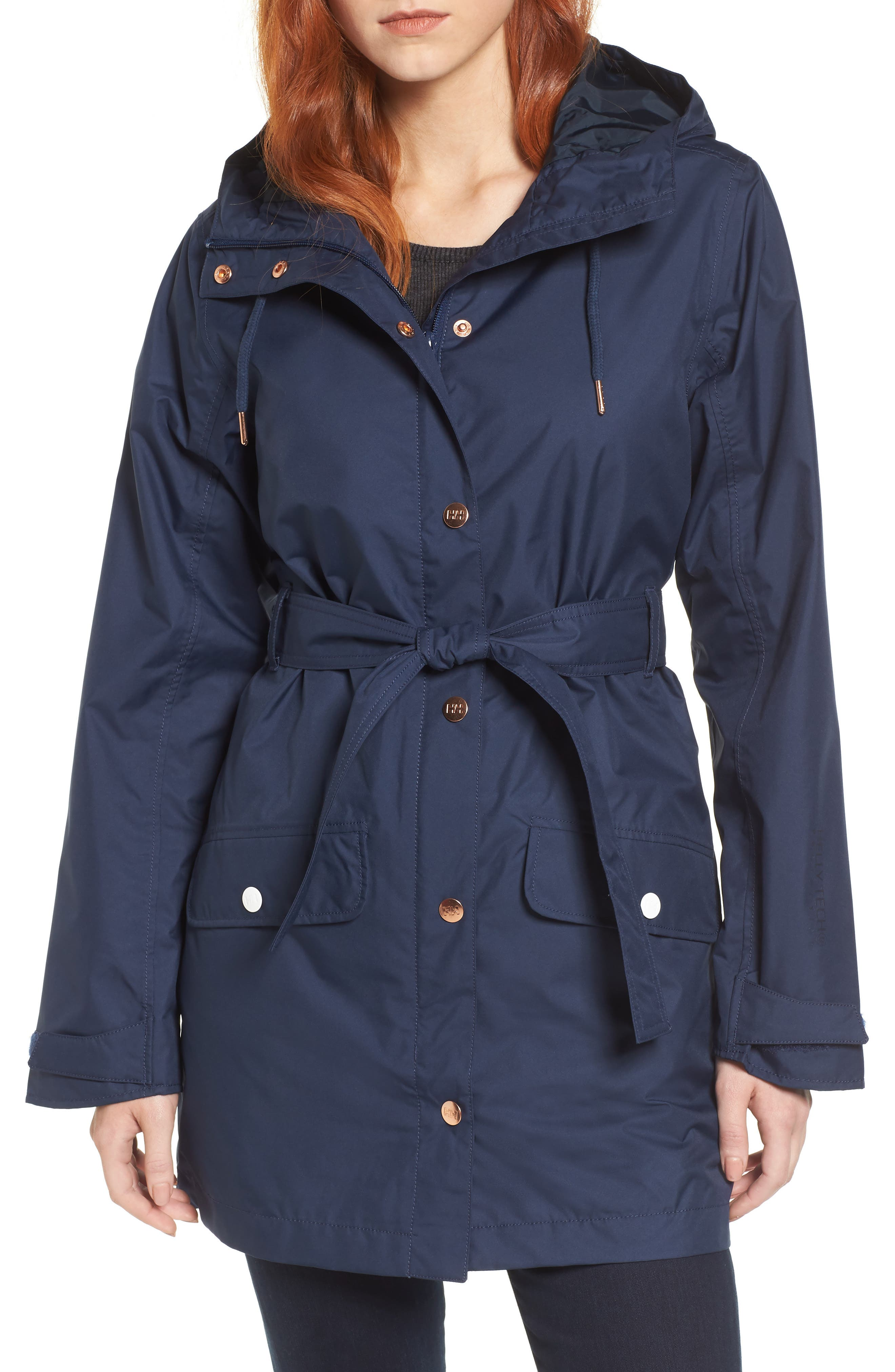 Lyness Rain Jacket, Main, color, 495