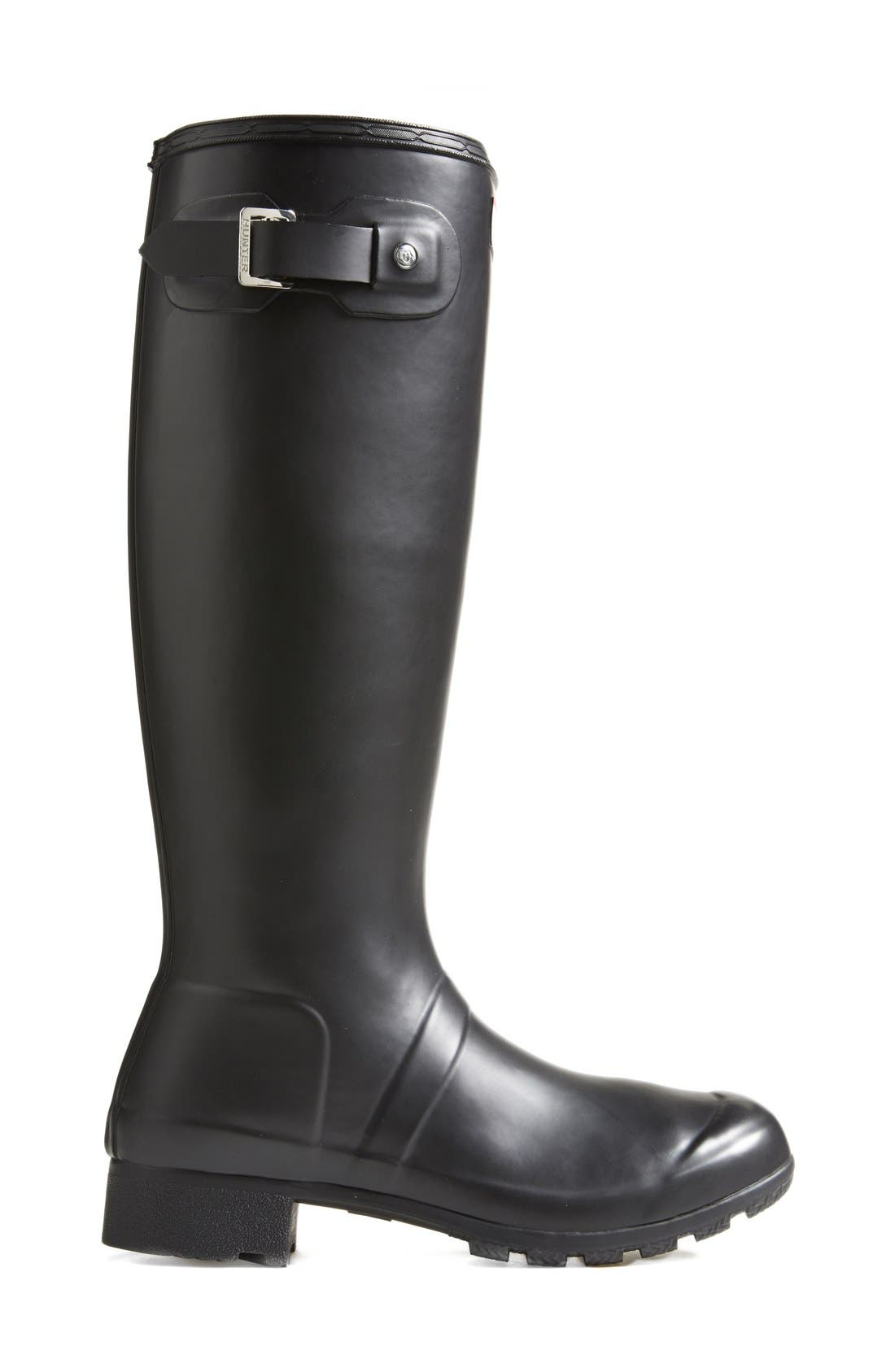 'Tour' Packable Rain Boot,                             Alternate thumbnail 132, color,