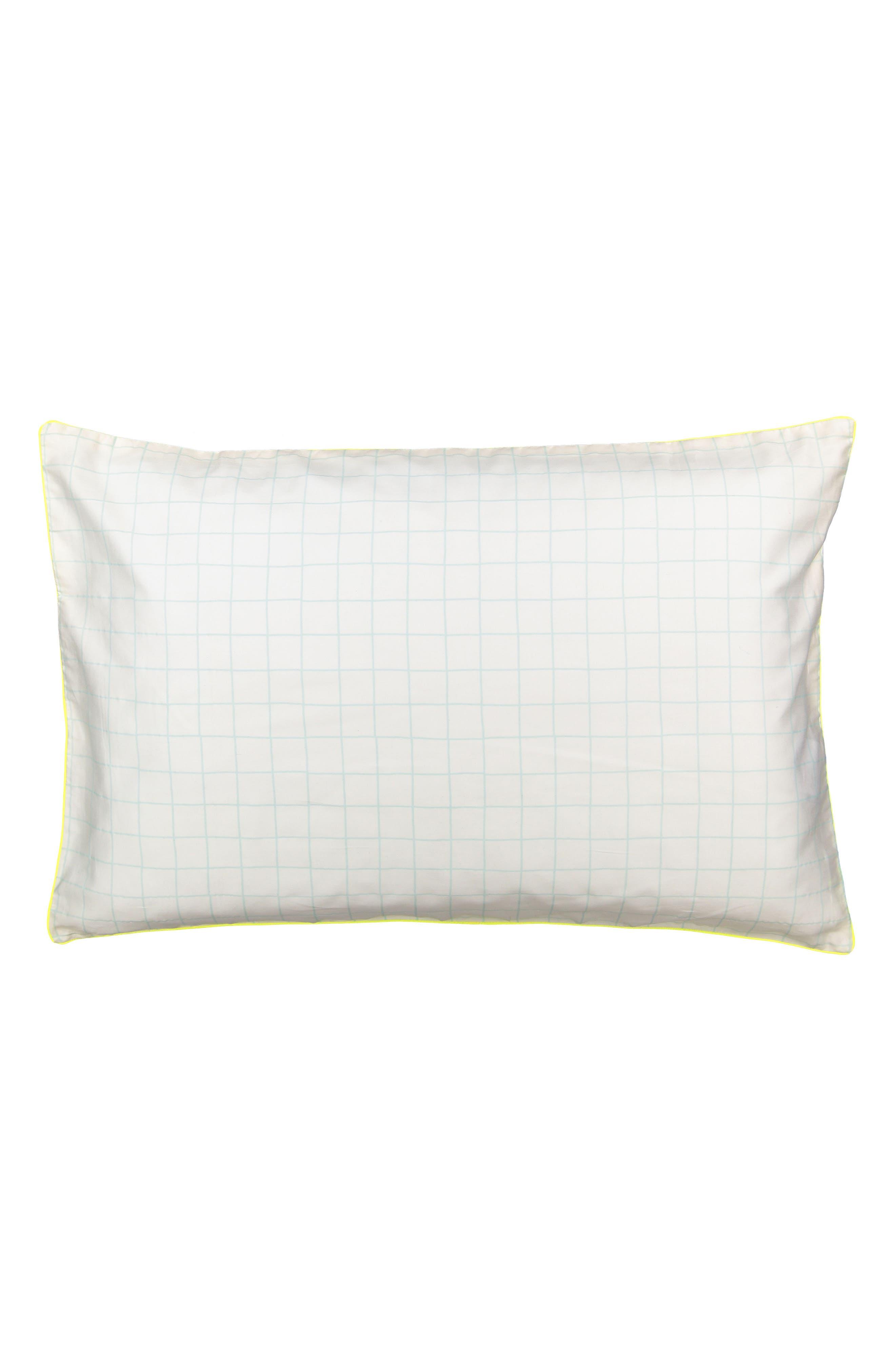 Twin Sheet & Pillowcase Set,                             Alternate thumbnail 2, color,                             MINT