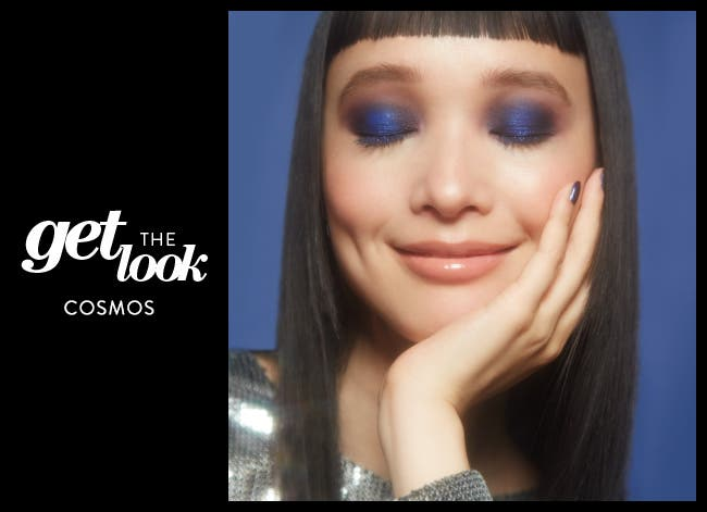 Get the Look: Cosmos.