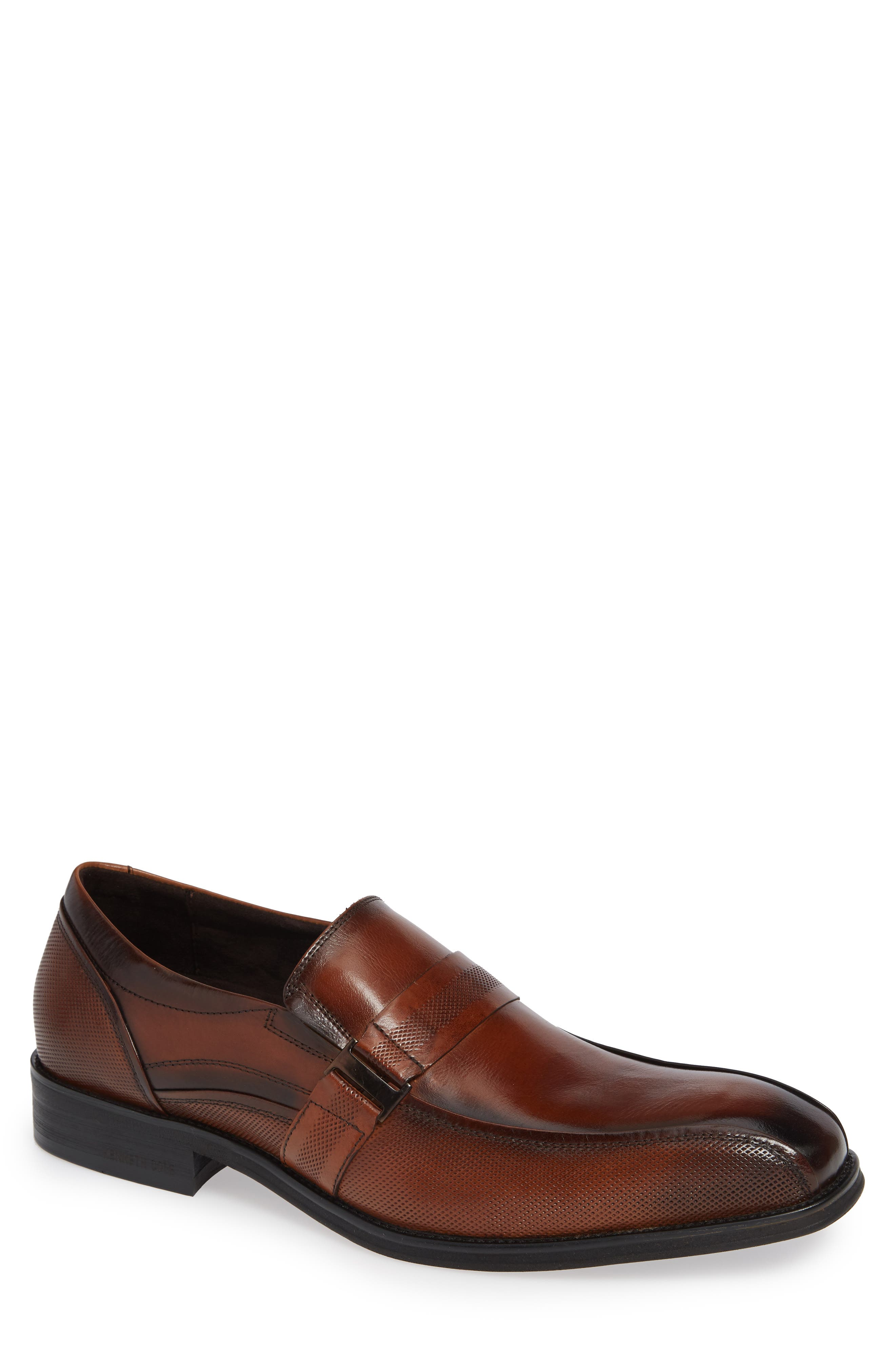 Kenneth Cole New York Tyrie Venetian Loafer- Brown