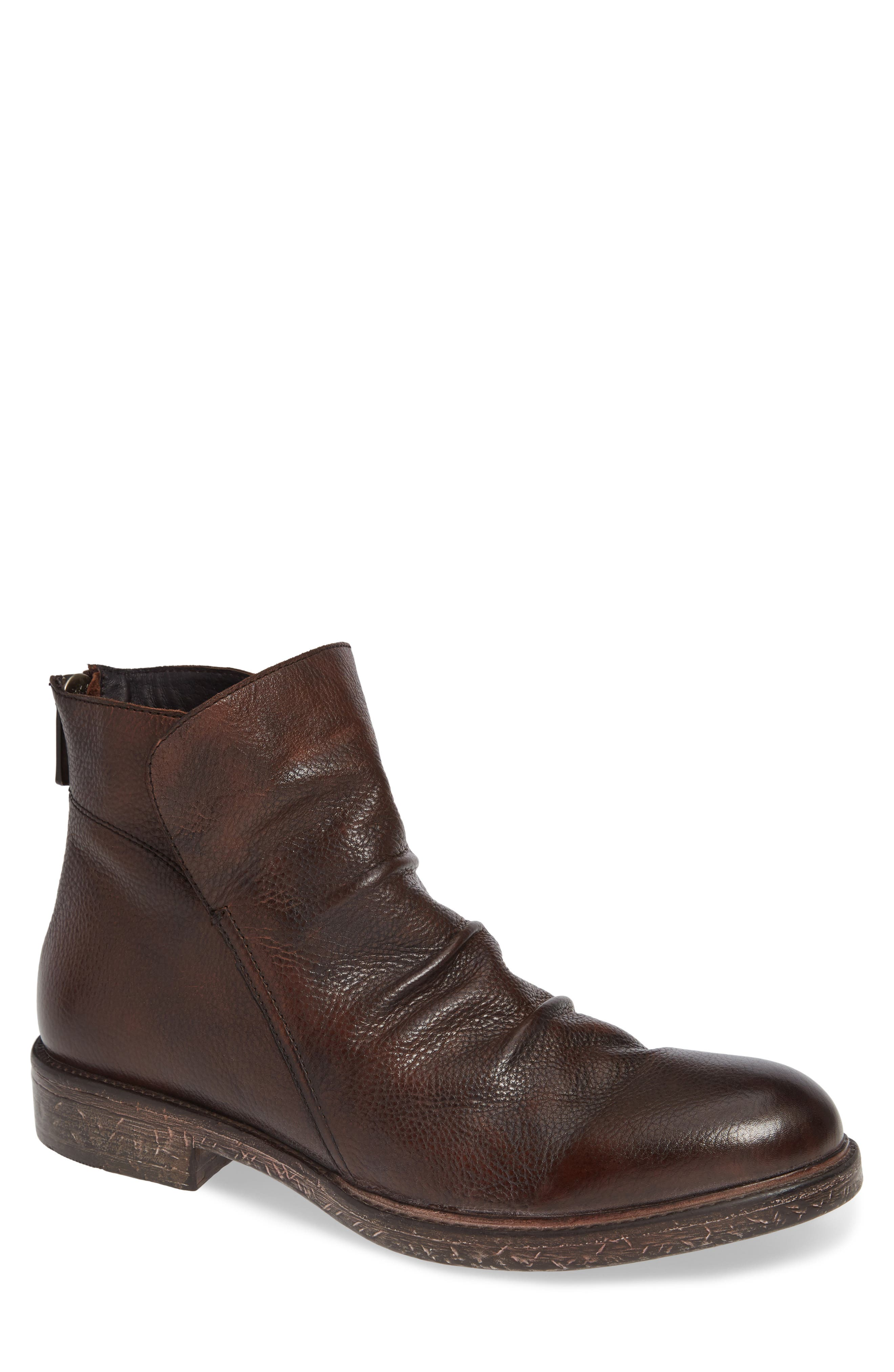 Pueblo Slouchy Boot, Main, color, BROWN