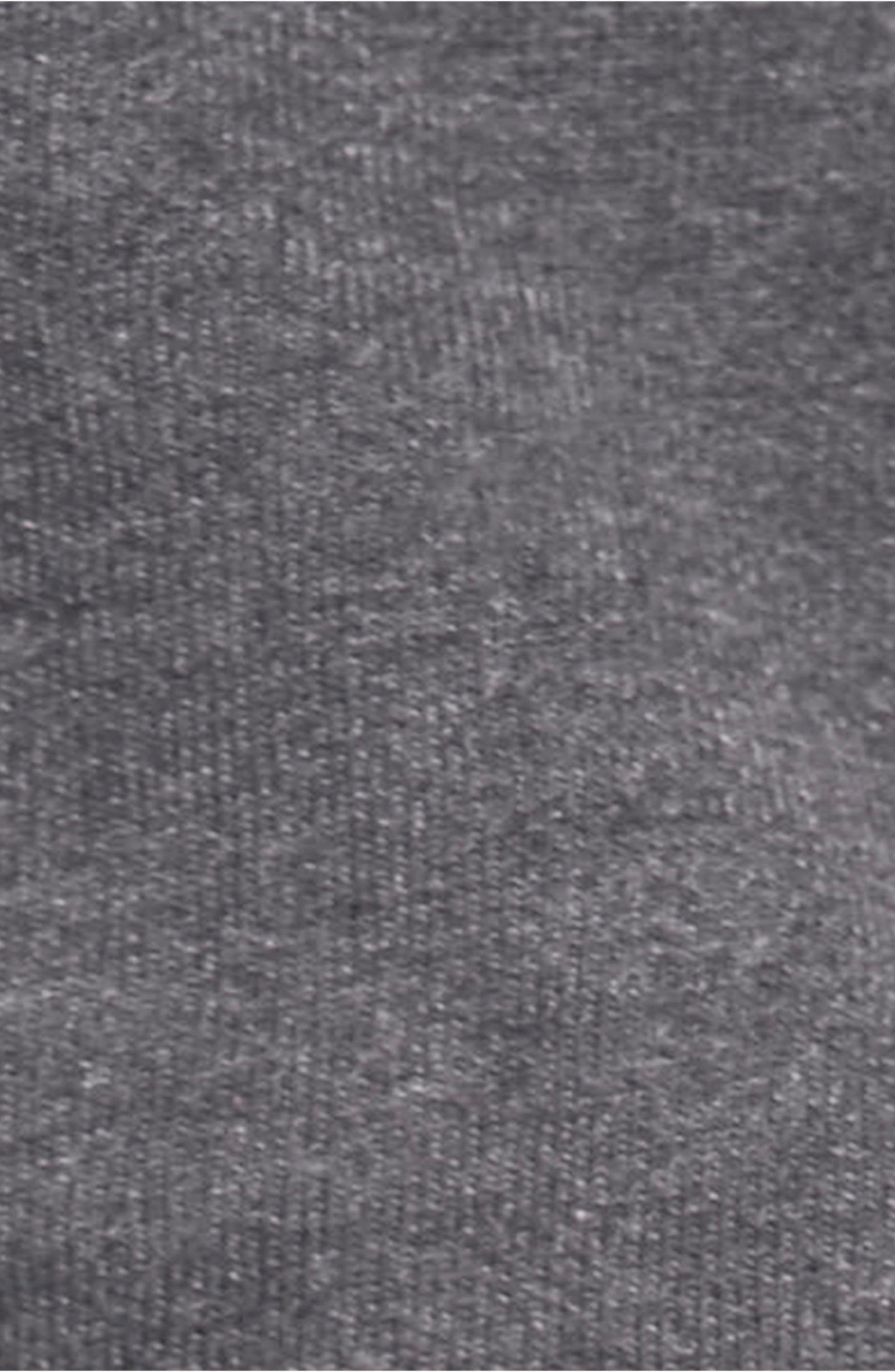 FREE PEOPLE,                             Look Ahead Crop Sweatshirt,                             Alternate thumbnail 5, color,                             020