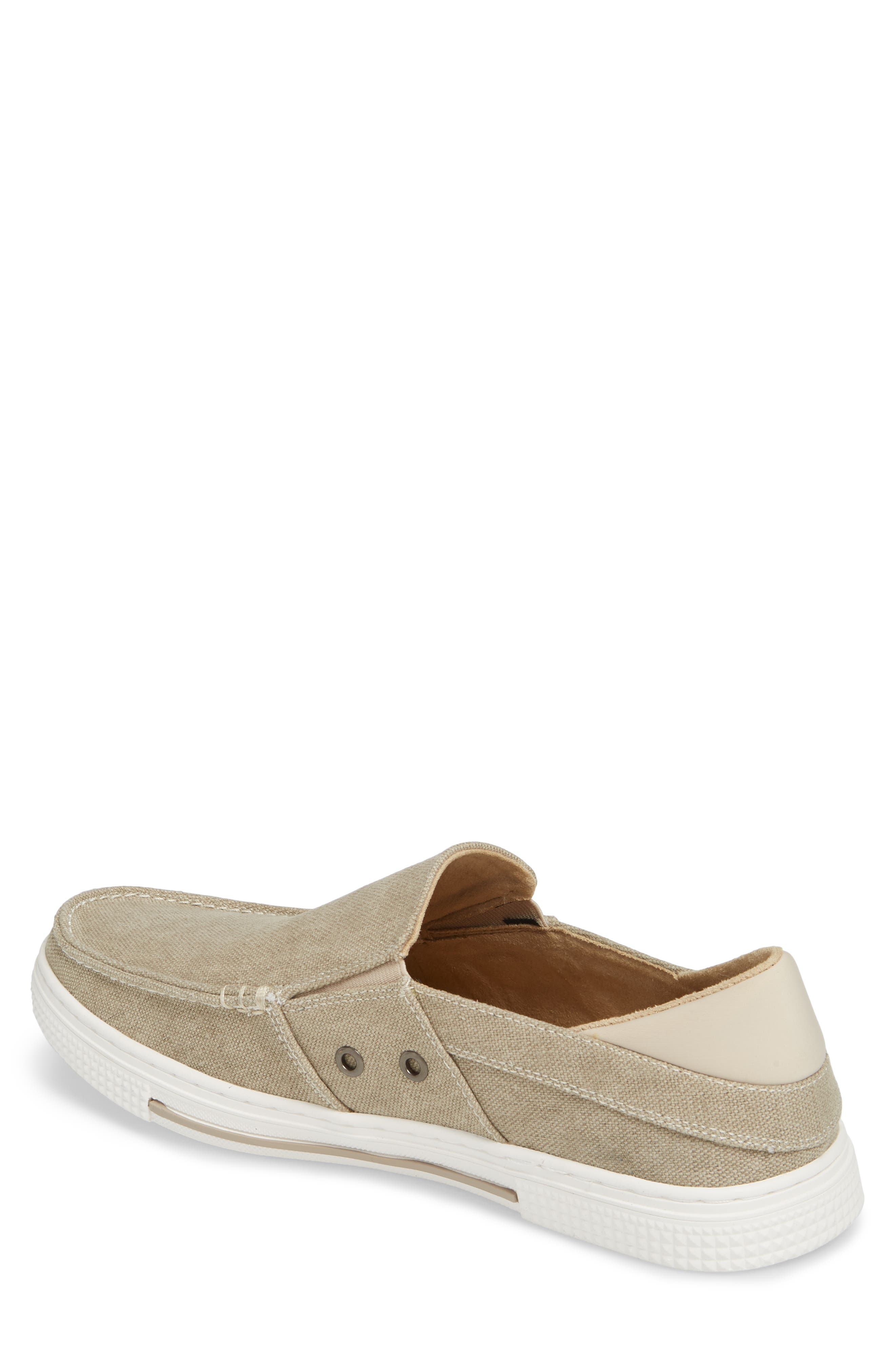 Ankir Boat Slip-On,                             Alternate thumbnail 2, color,                             SAND