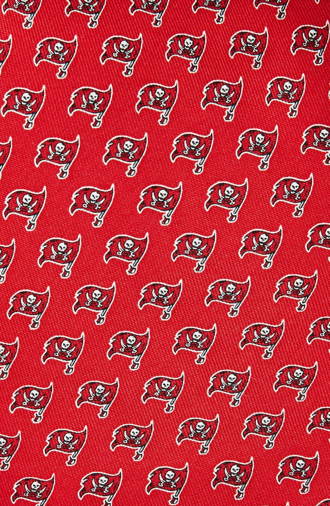 Tampa Bay Buccaneers - NFL Woven Silk Tie,                             Alternate thumbnail 2, color,