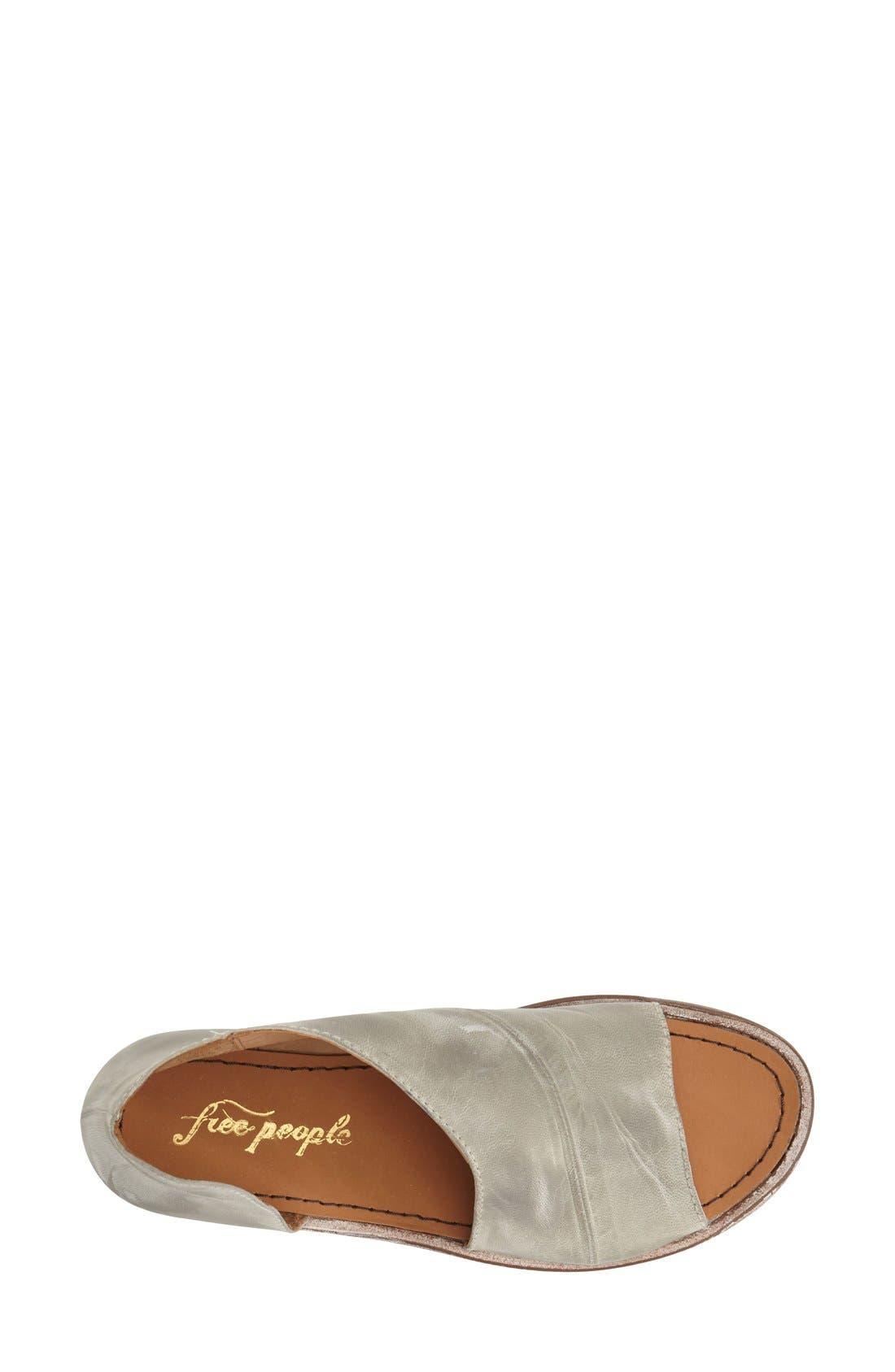'Mont Blanc' Asymmetrical Sandal,                             Alternate thumbnail 35, color,