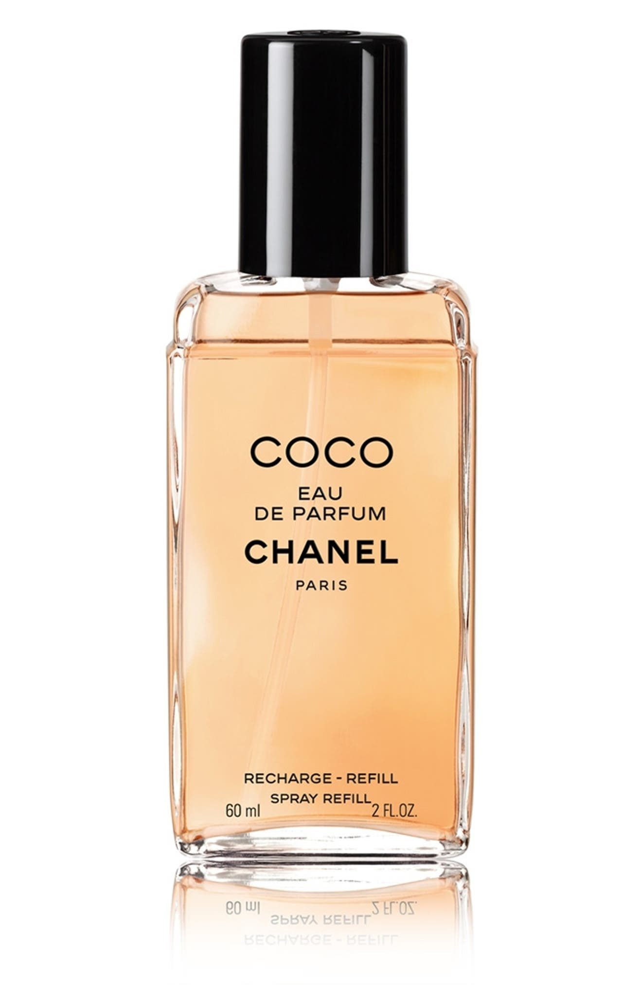 COCO<br />Eau de Parfum Refillable Spray,                             Alternate thumbnail 2, color,                             NO COLOR