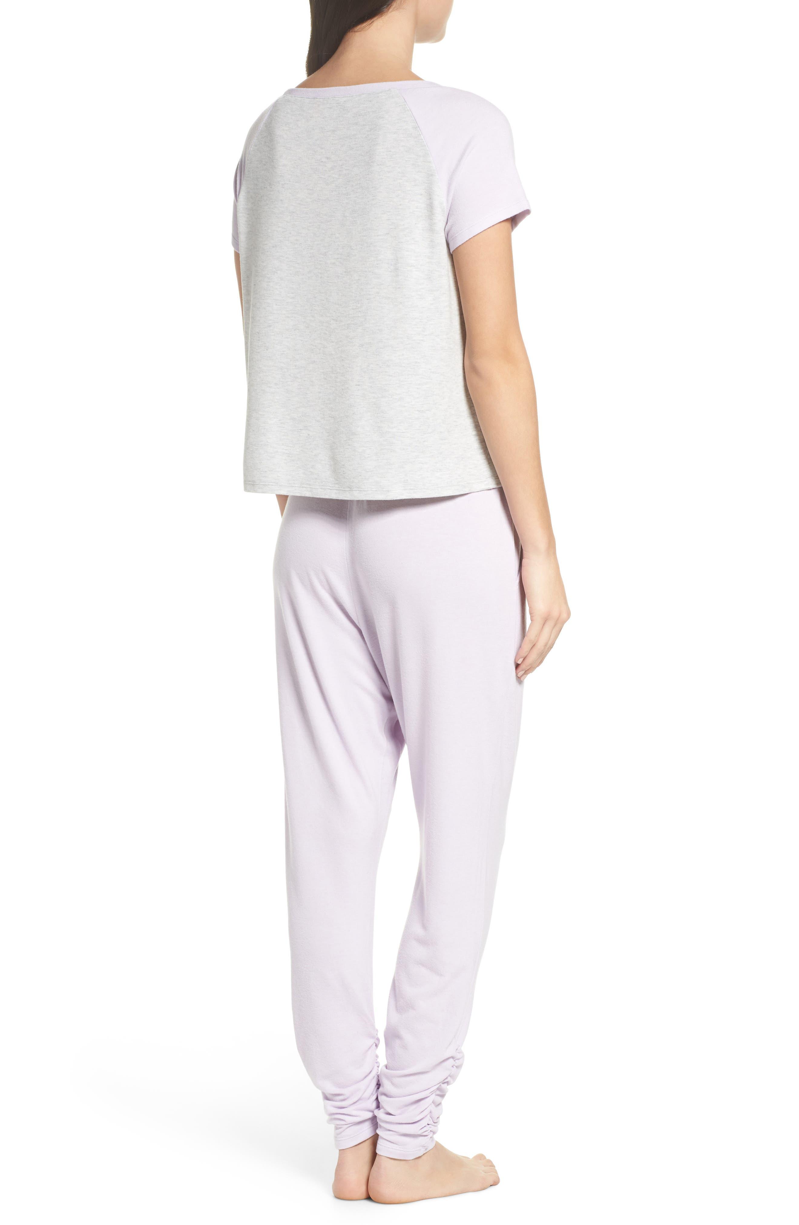 Cloud 9 Pajamas,                             Alternate thumbnail 2, color,                             050