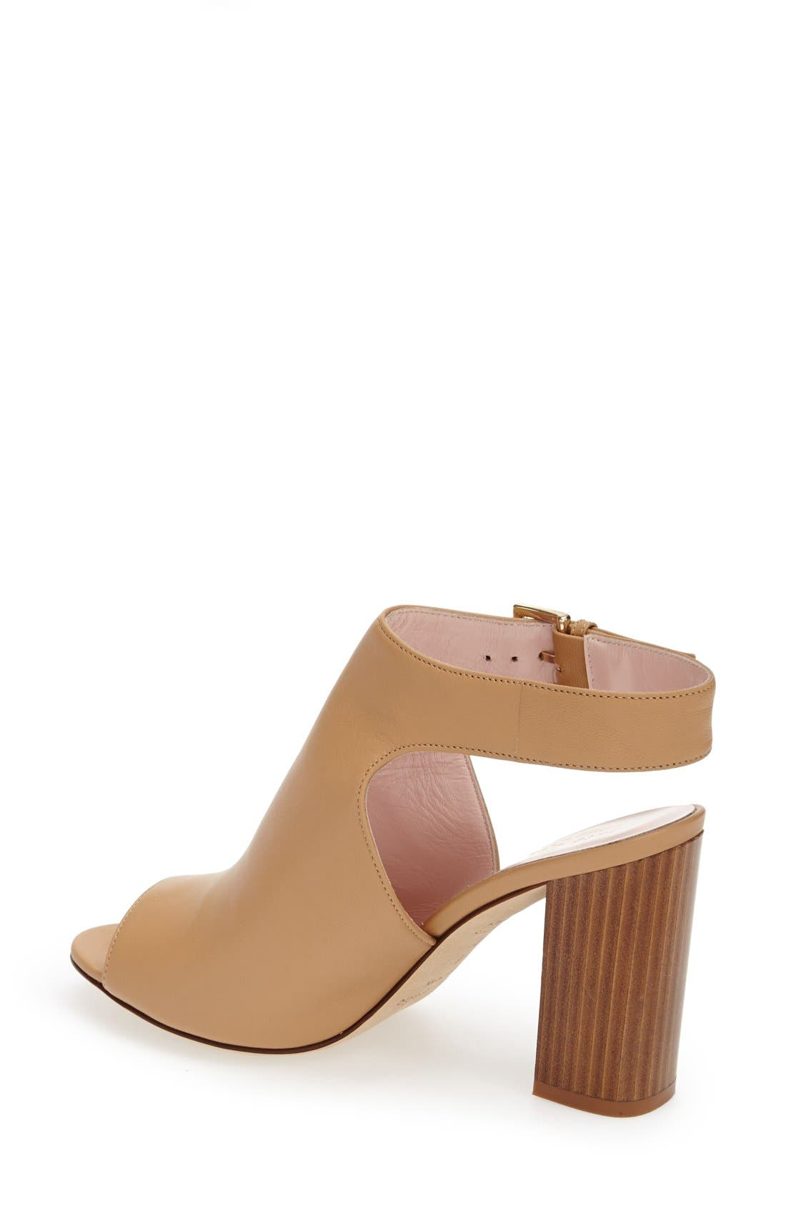 'ingrada' slingback sandal,                             Alternate thumbnail 8, color,