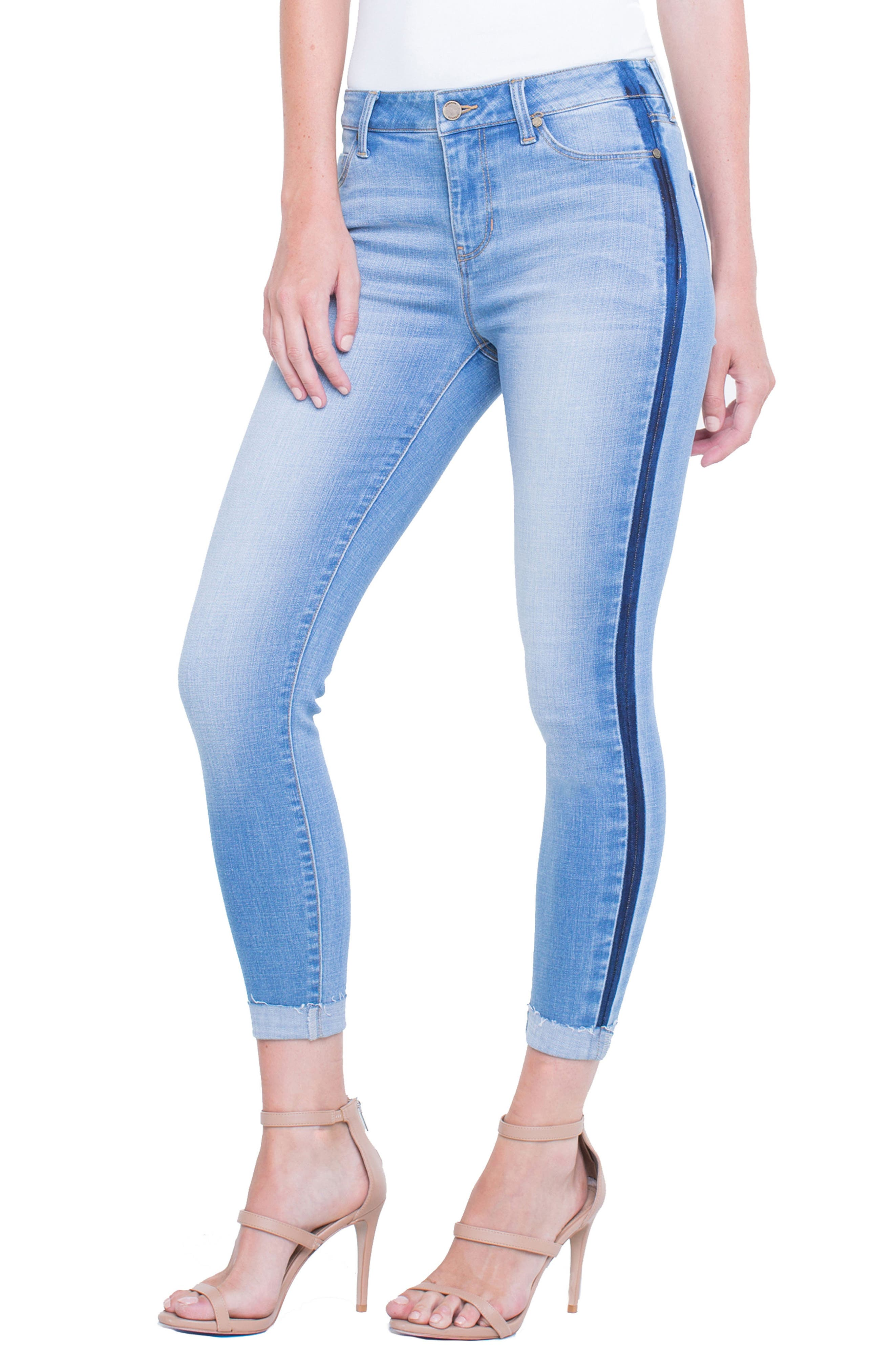 Colton Crop Skinny Jeans,                             Main thumbnail 1, color,