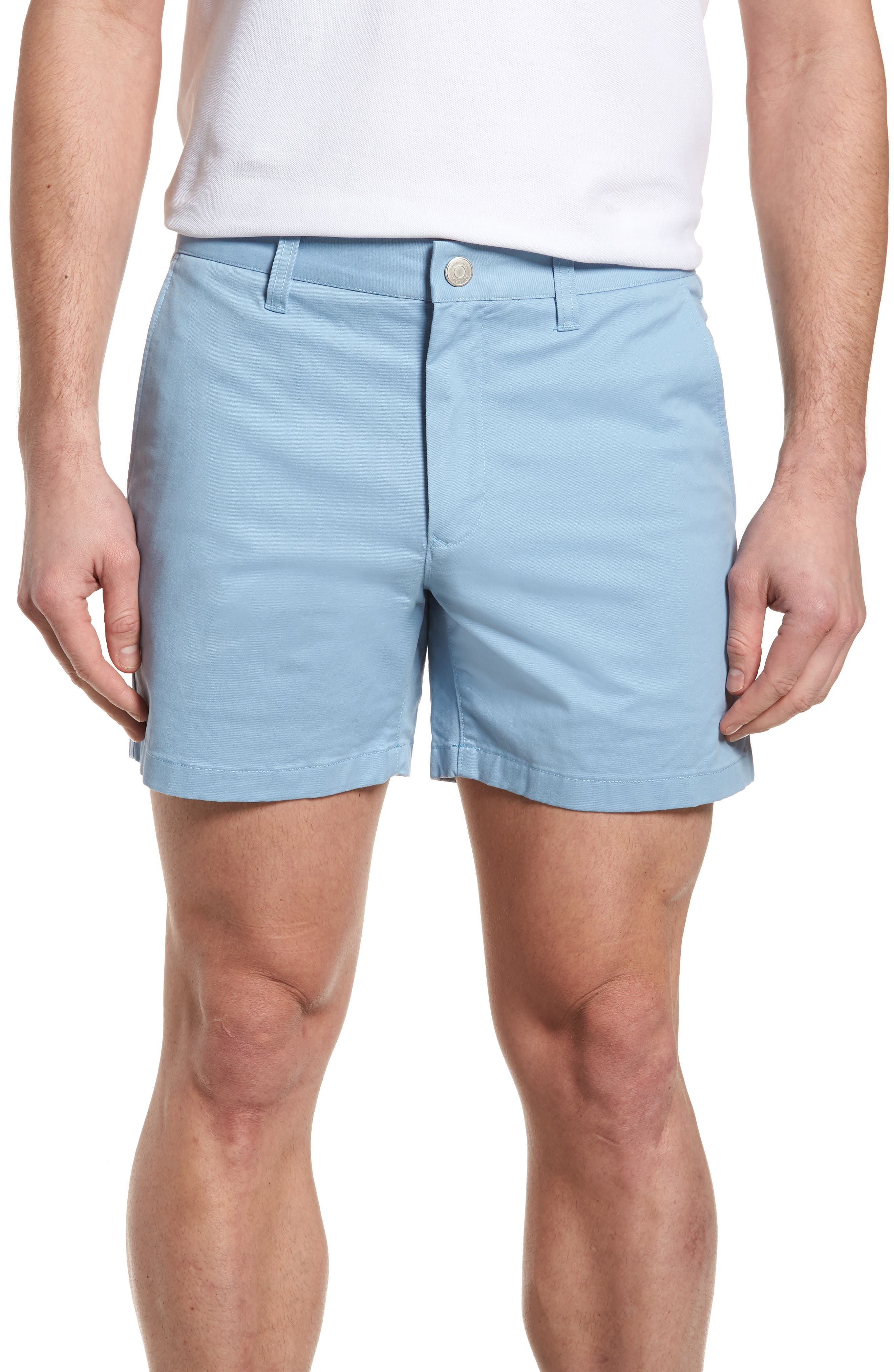Stretch Washed Chino 5-Inch Shorts,                             Main thumbnail 11, color,