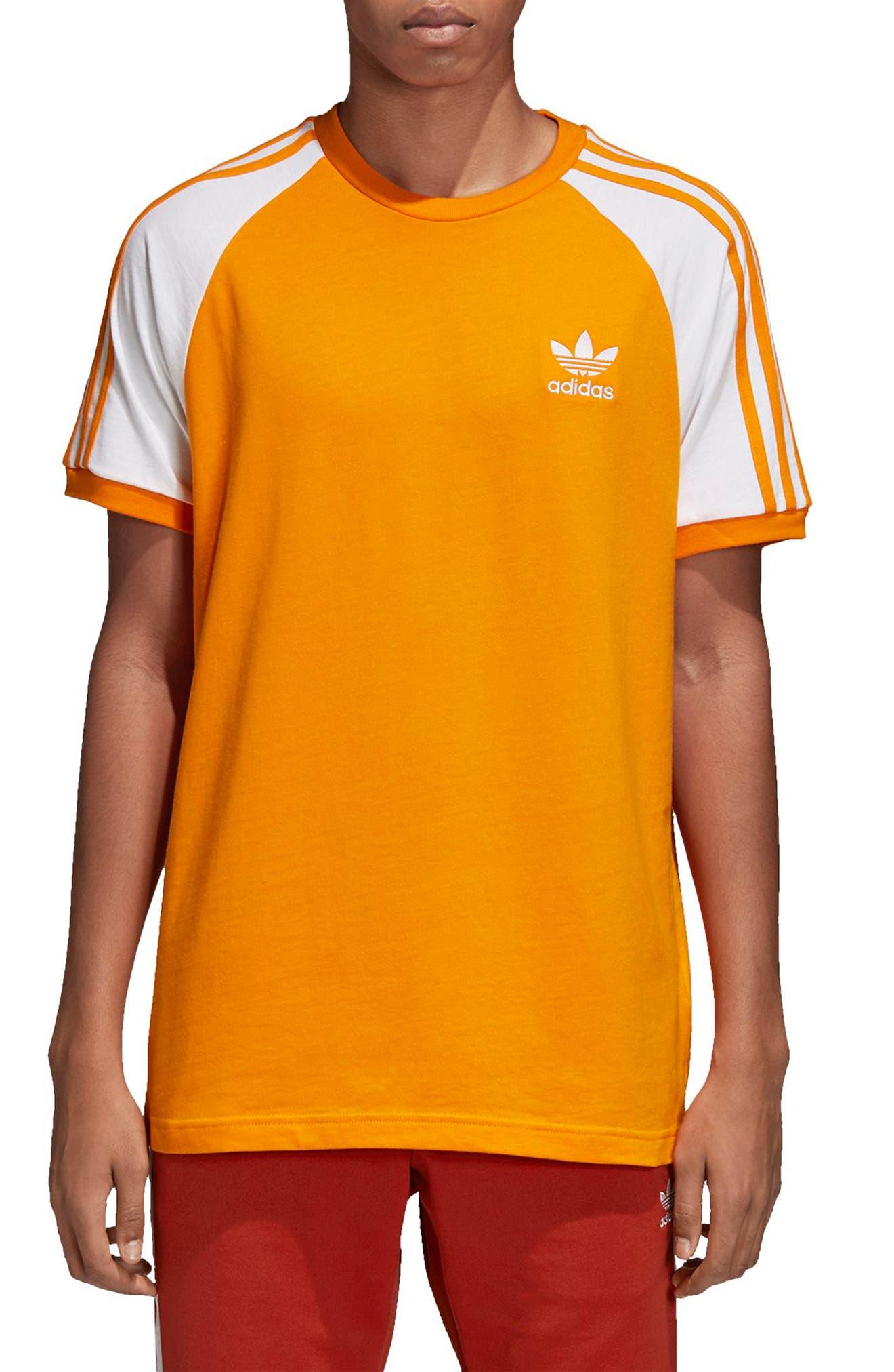 3-Stripes Shirt,                         Main,                         color, 800