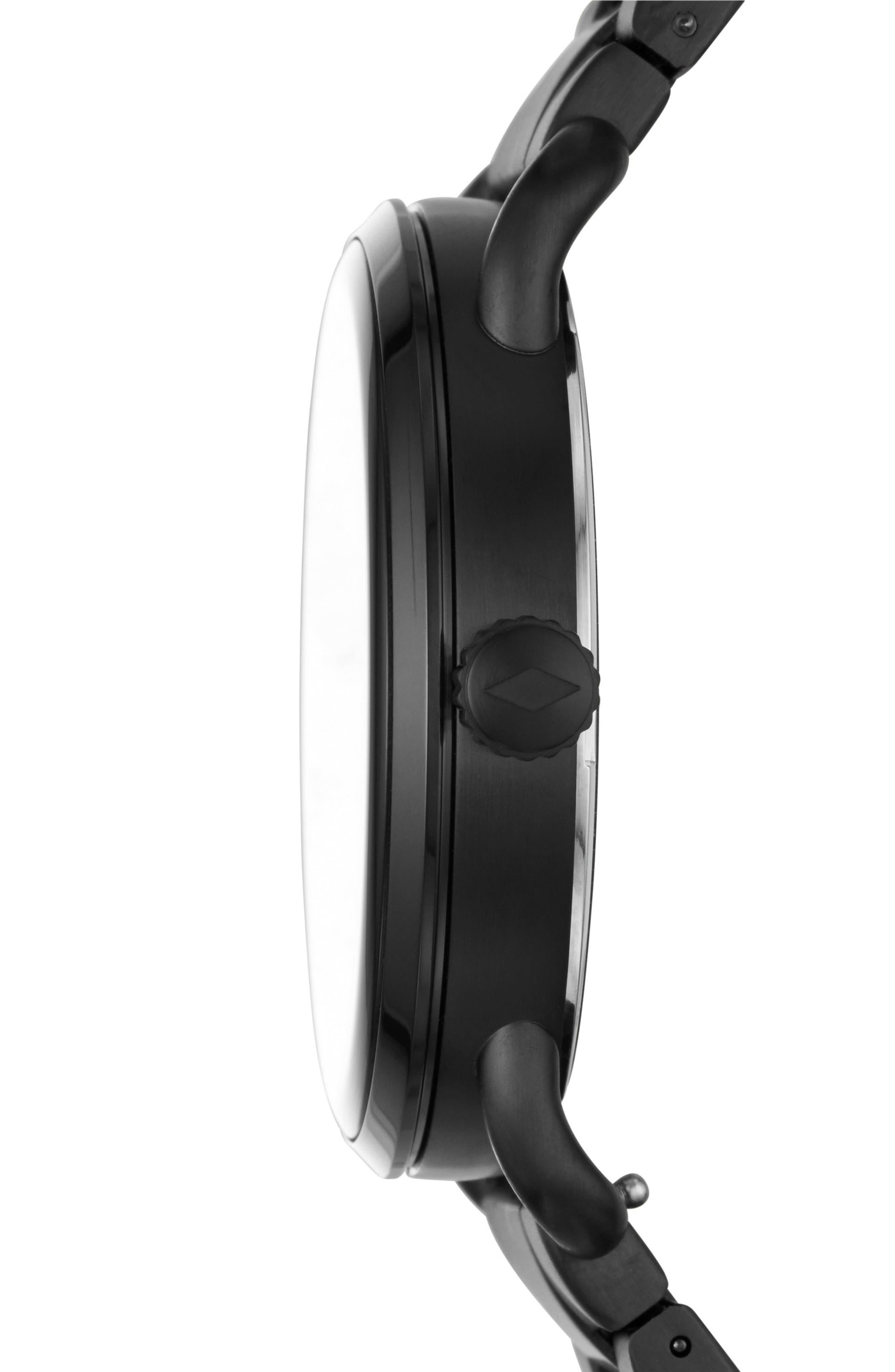 The Commuter Bracelet Watch, 42mm,                             Alternate thumbnail 2, color,                             001