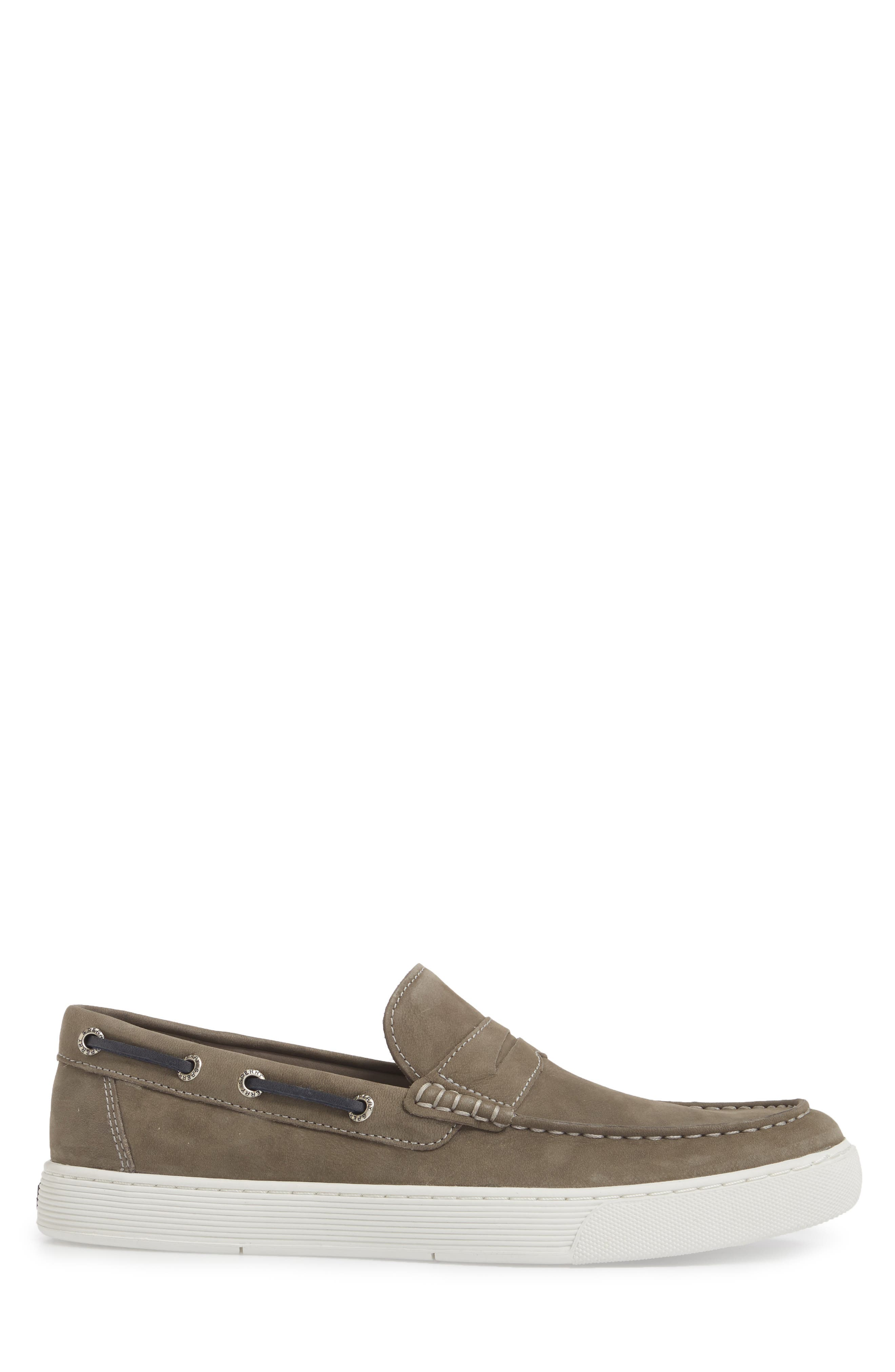 Gold Cup Penny Loafer,                             Alternate thumbnail 3, color,                             020