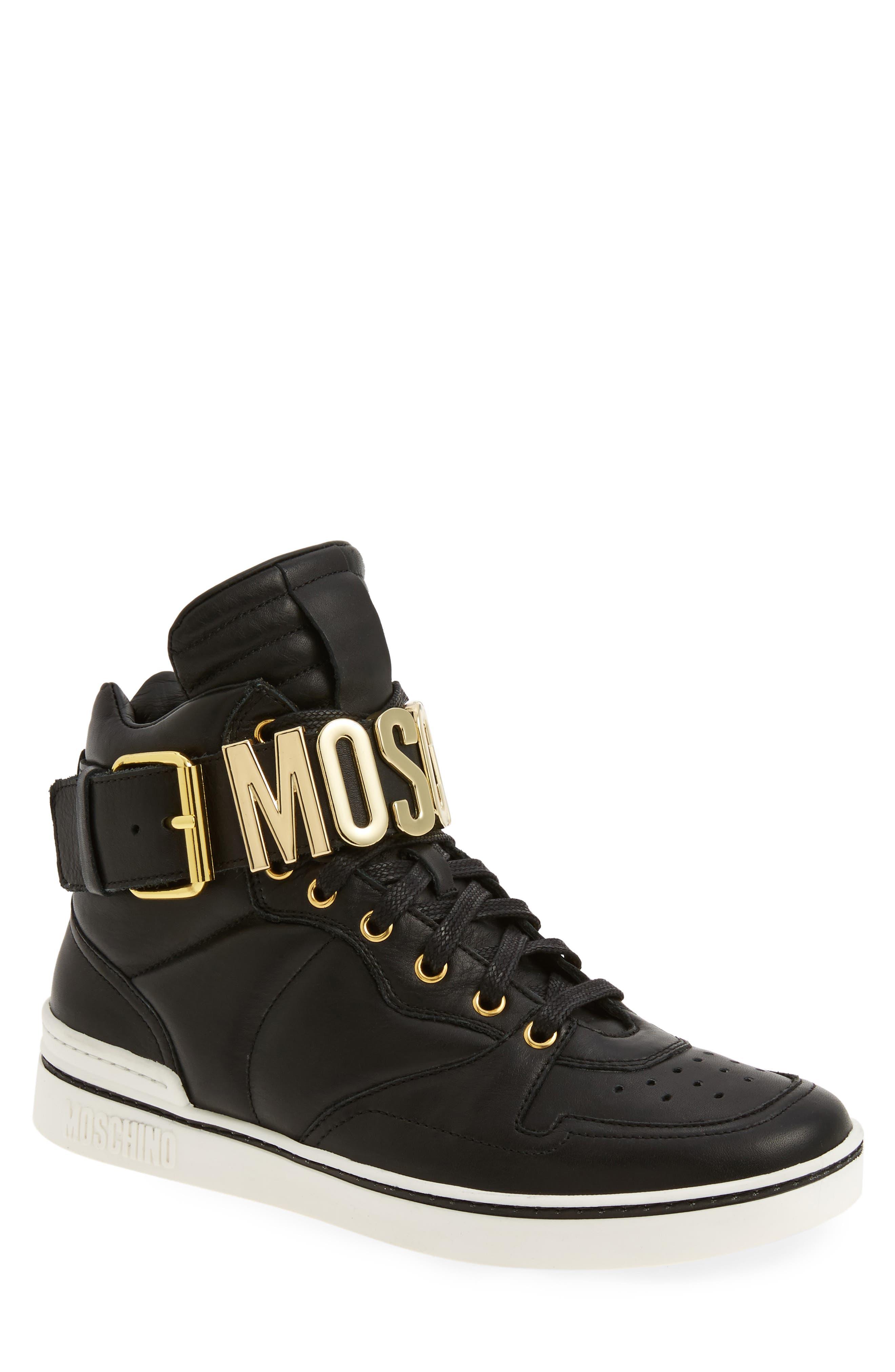 High Top Sneaker,                         Main,                         color, 001
