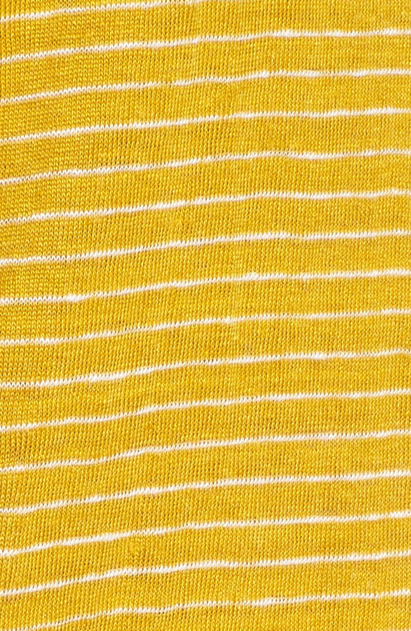 Organic Linen Shift Dress,                             Alternate thumbnail 15, color,