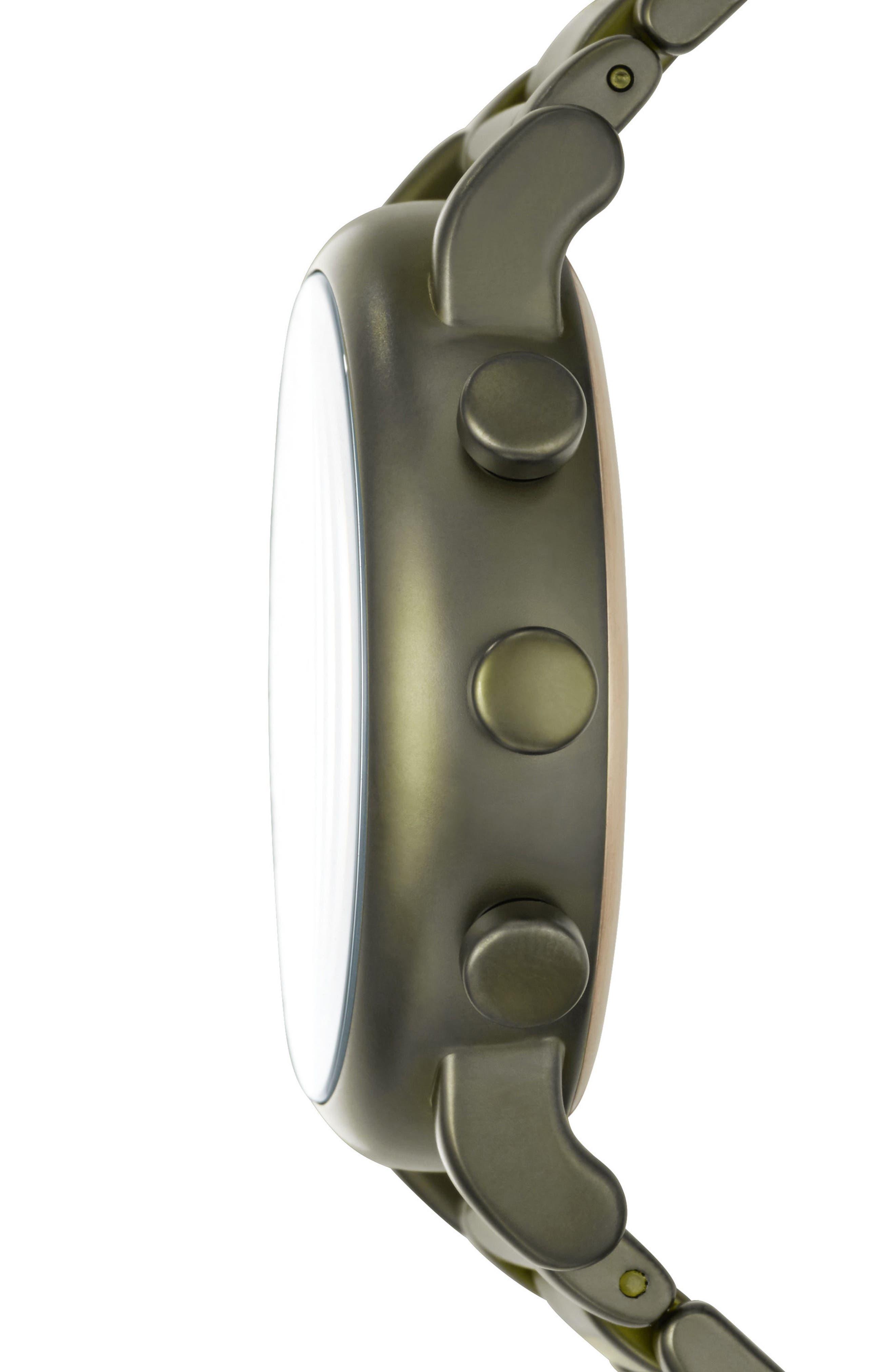 Connected Hybrid Bracelet Smartwatch, 43mm,                             Alternate thumbnail 2, color,                             020