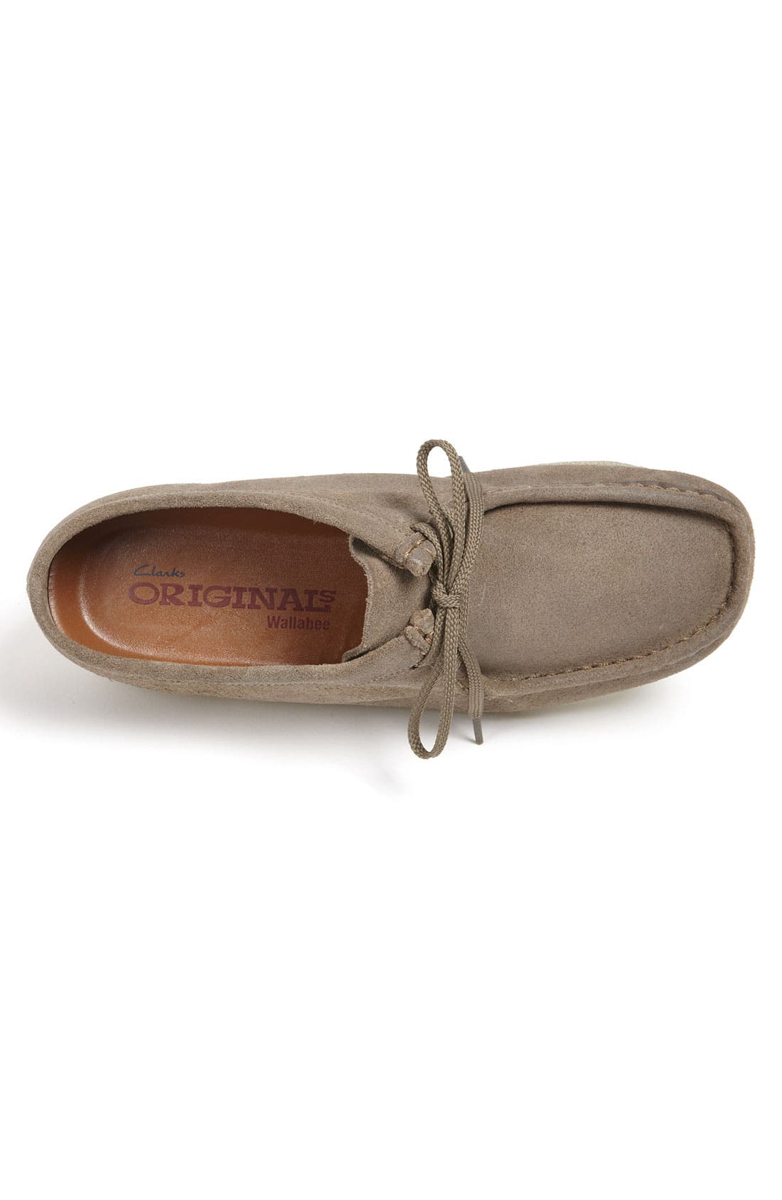 'Wallabee' Moc Toe Derby (Online Only),                             Alternate thumbnail 26, color,