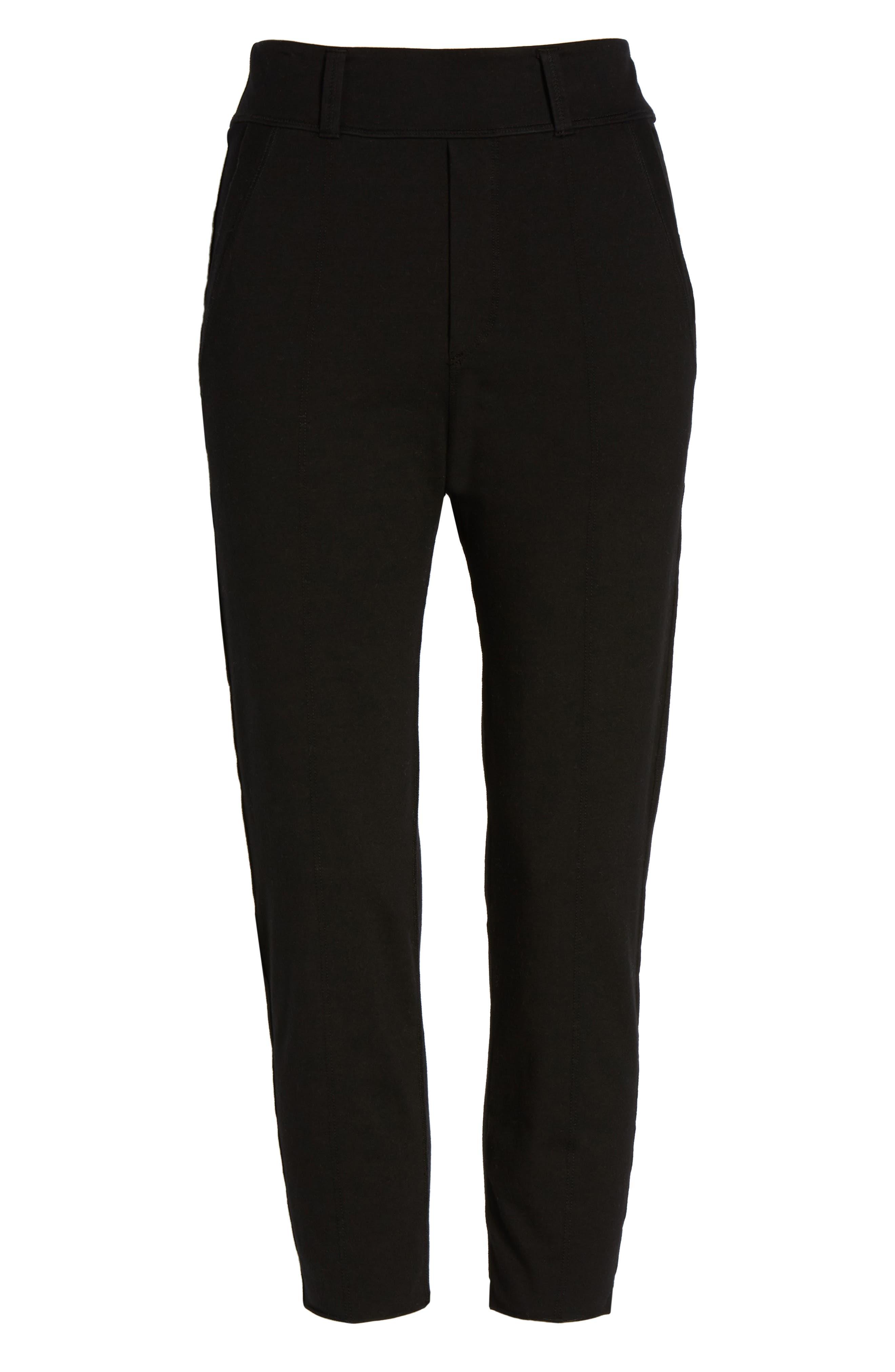 The Trouser Knit Pants,                             Alternate thumbnail 6, color,                             005