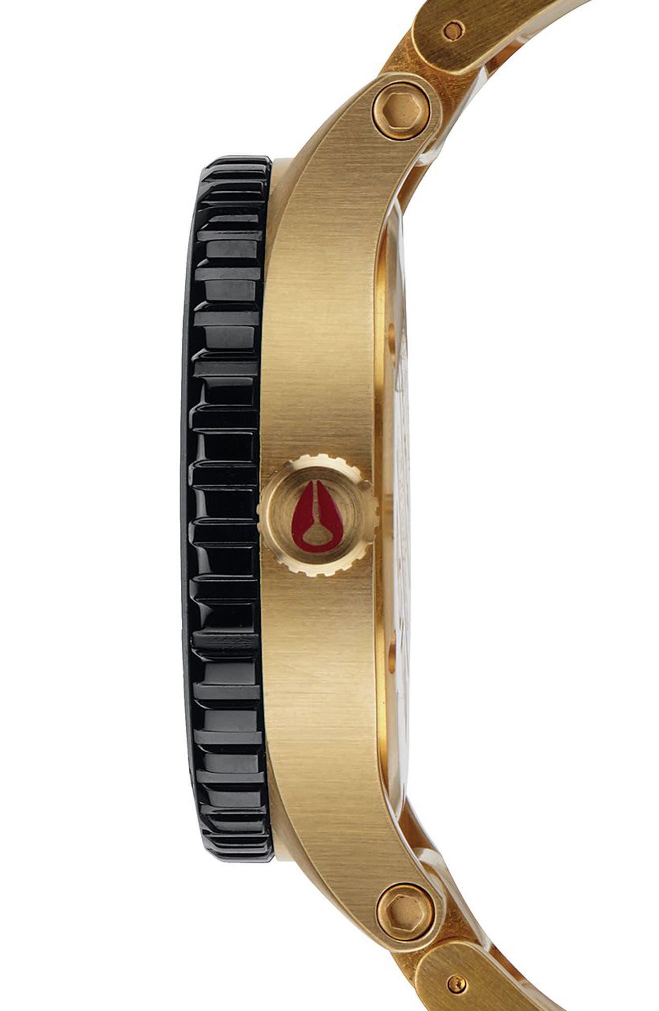The Diplomat Bracelet Watch, 45mm,                             Alternate thumbnail 3, color,                             710