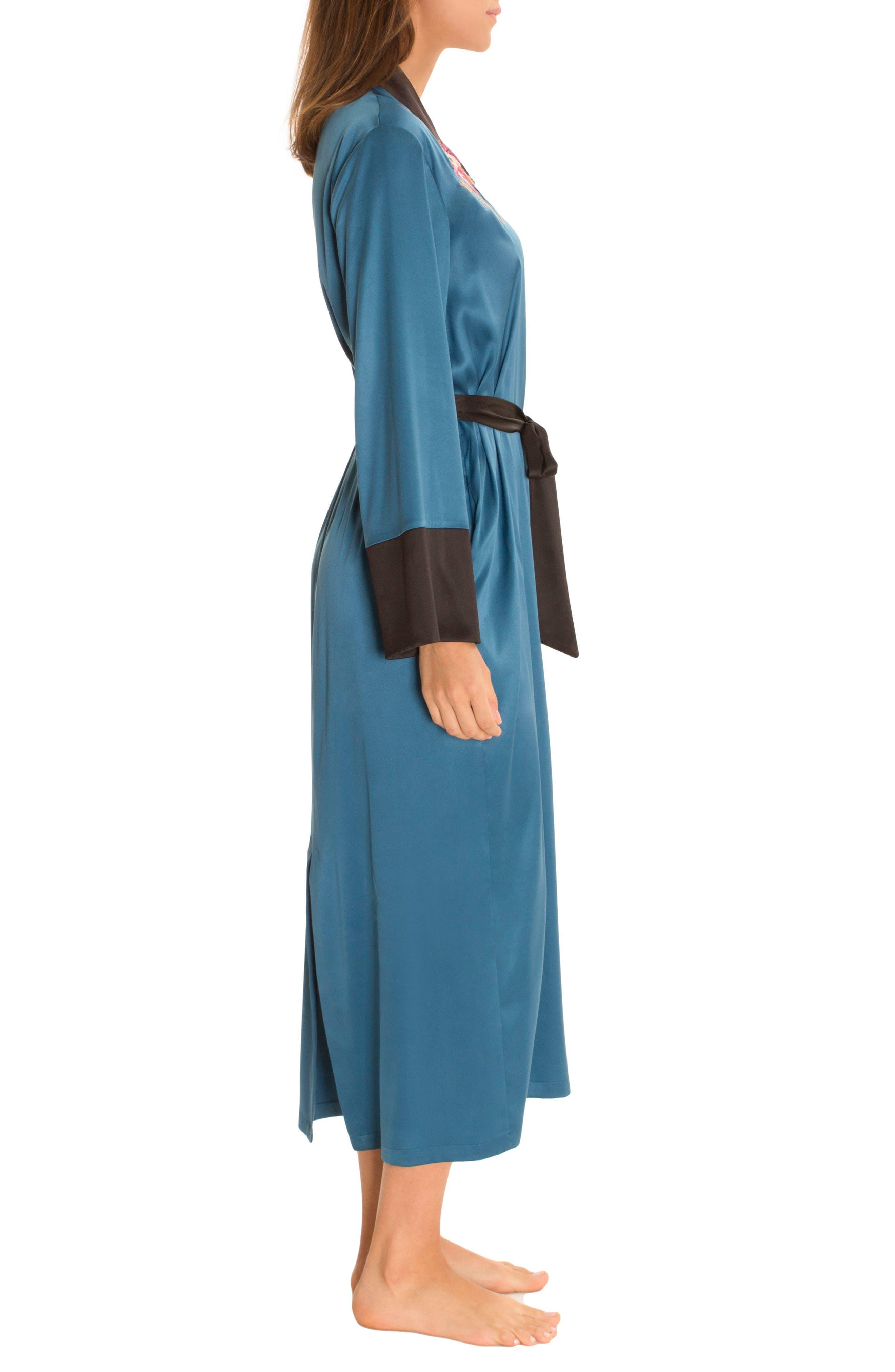 Kimono Robe,                             Alternate thumbnail 3, color,                             440