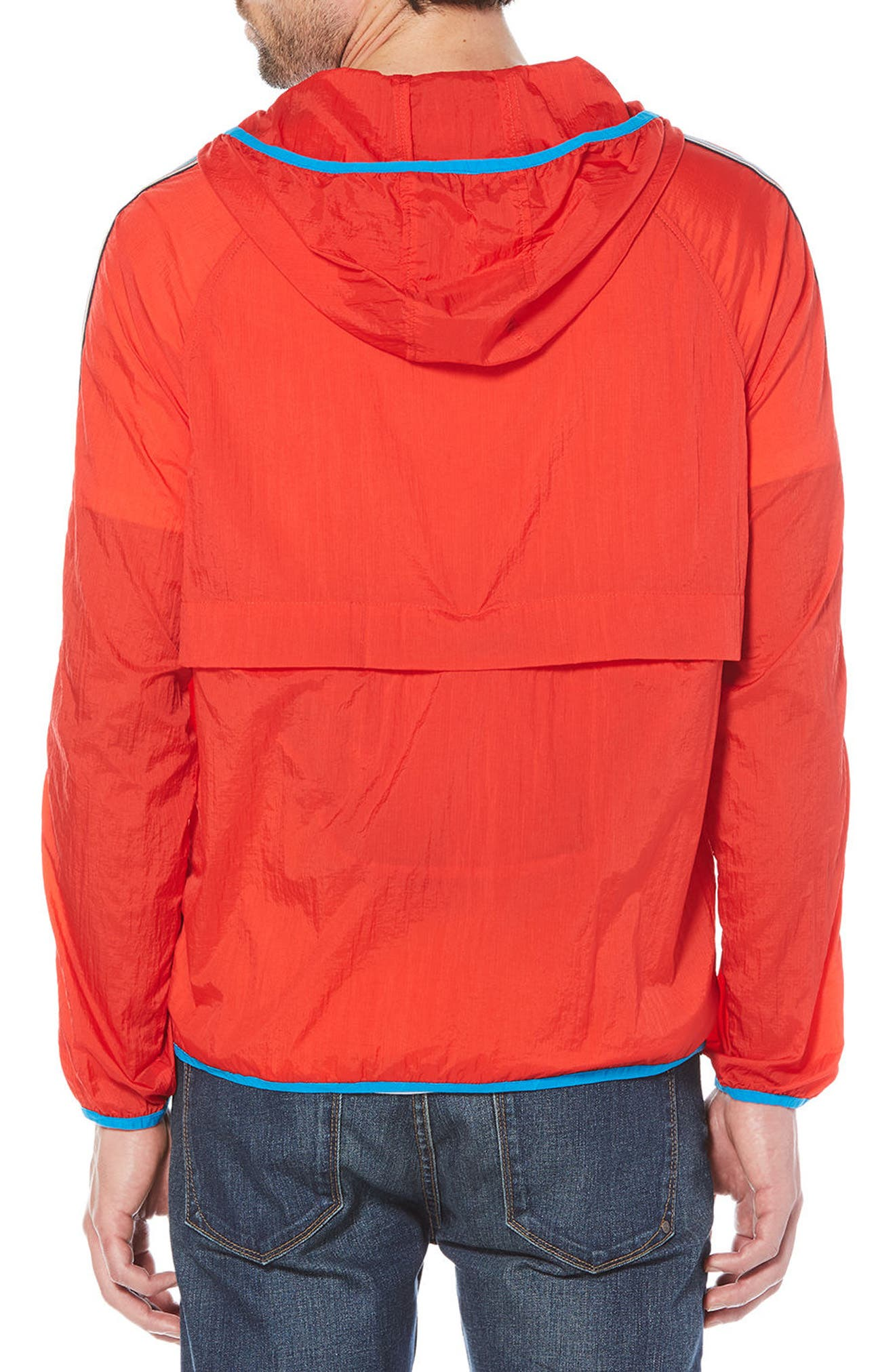 Lightweight Packable Jacket,                             Alternate thumbnail 4, color,