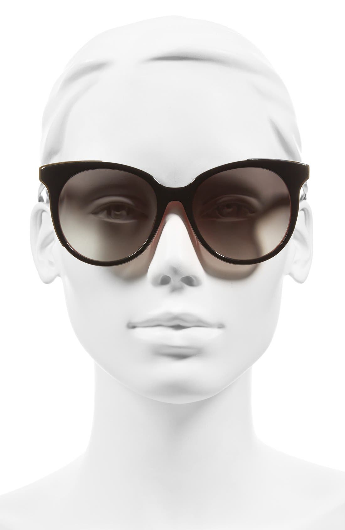 'The Lucy' 54mm Sunglasses,                             Alternate thumbnail 5, color,