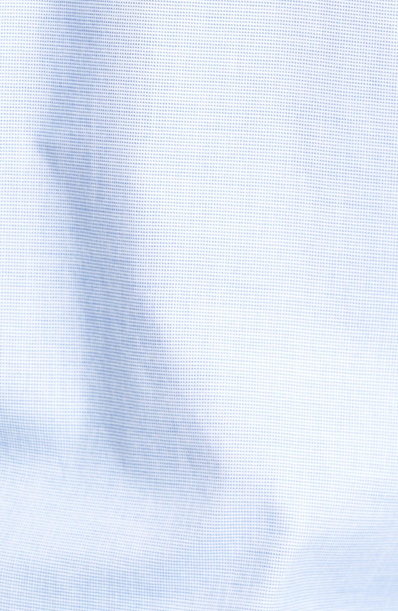 Slim Fit Textured Sport Shirt,                             Alternate thumbnail 23, color,