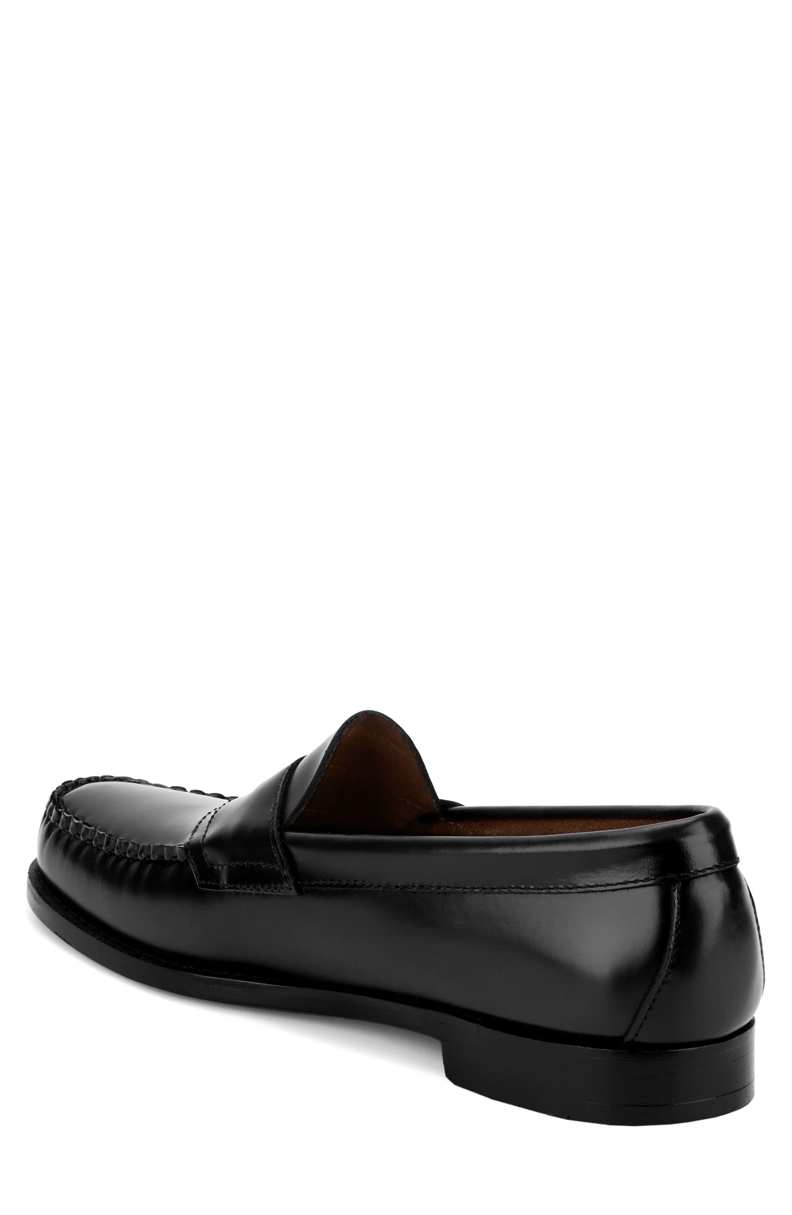 Logan Penny Loafer,                             Alternate thumbnail 2, color,                             001