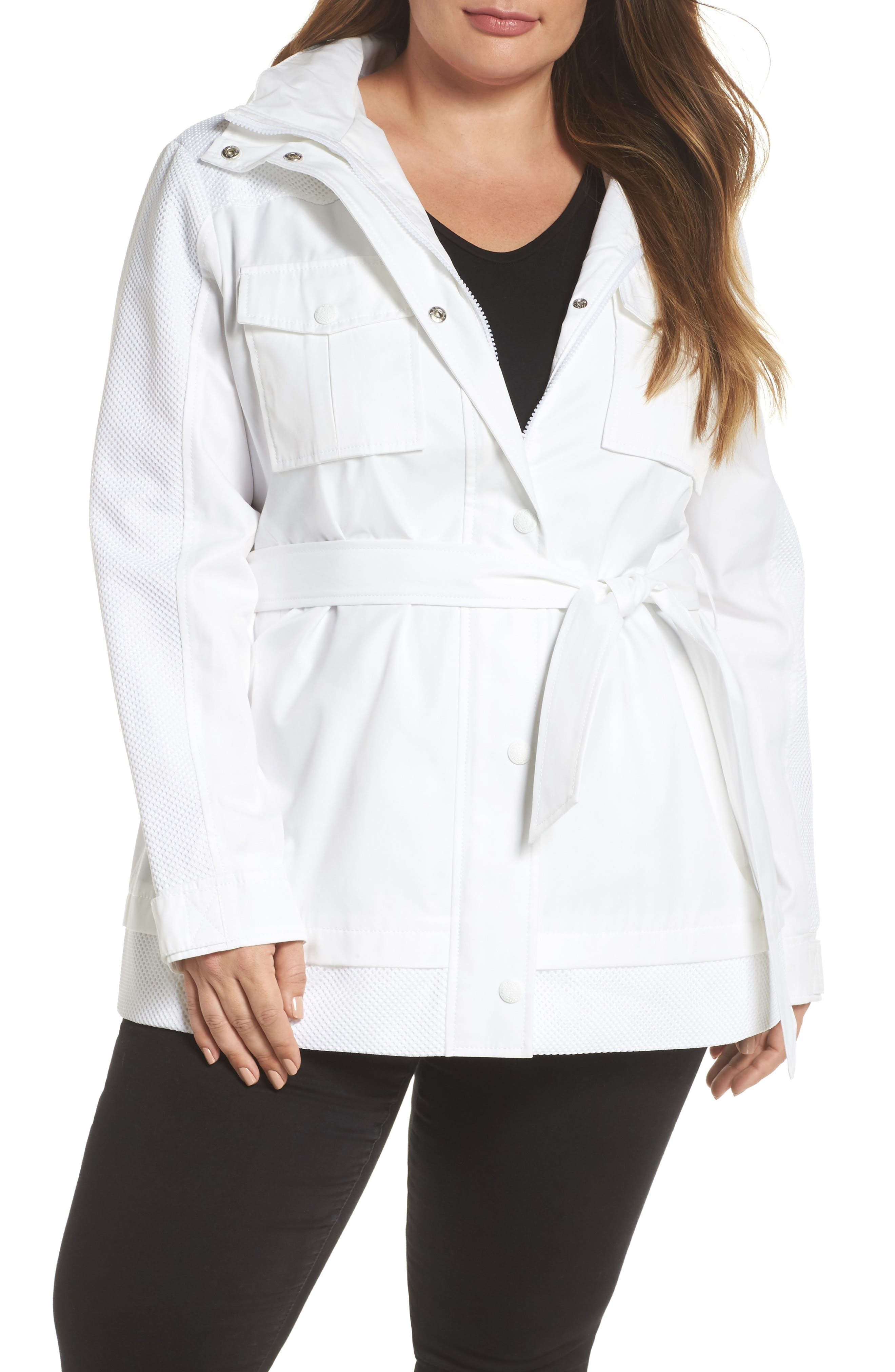 ZZDNU RACHEL RACHEL ROY RACHEL Rachel Roy Utilitarian Anorack, Main, color, 100