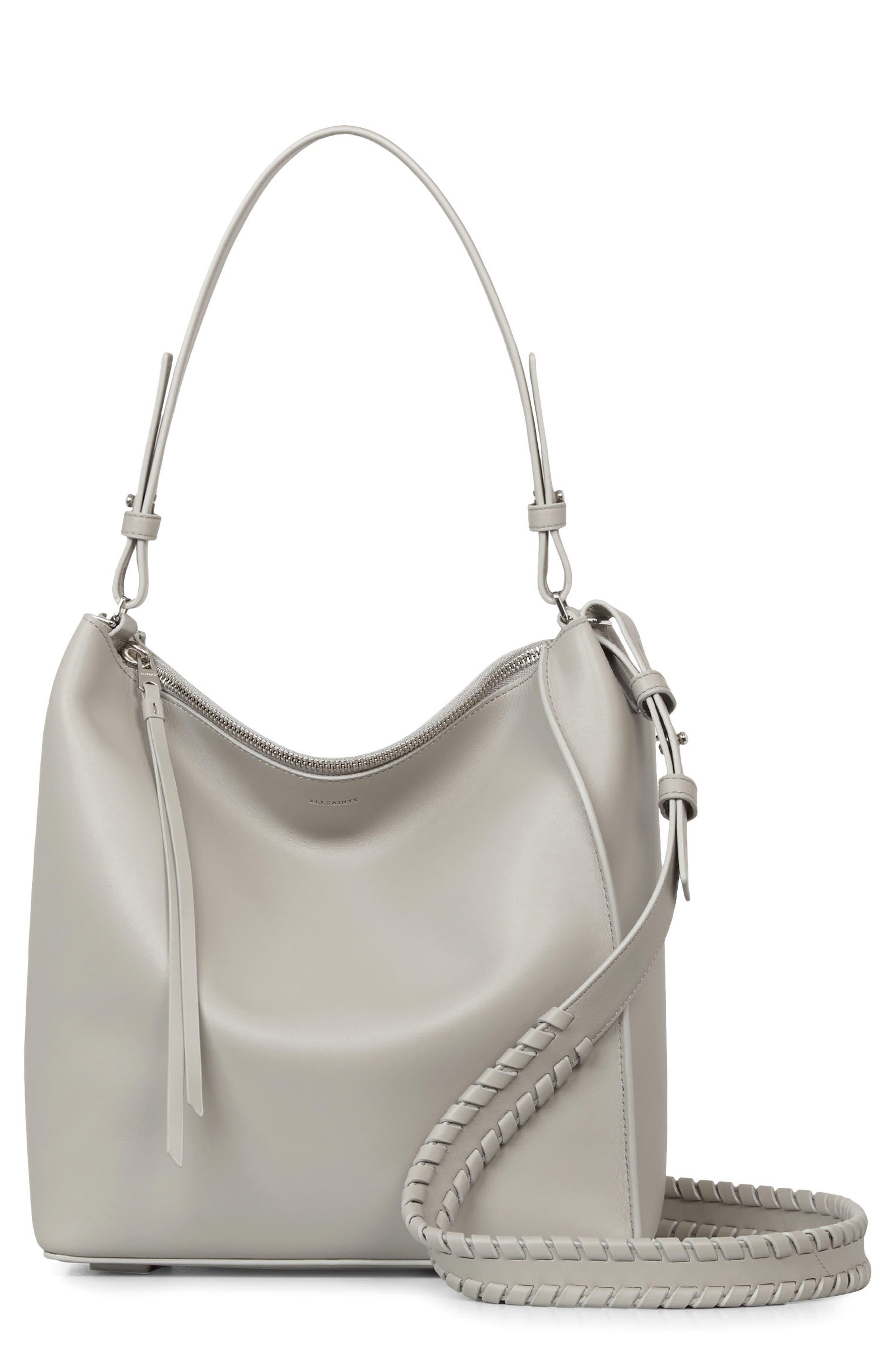 Kita Leather Shoulder/Crossbody Bag,                             Main thumbnail 1, color,                             052