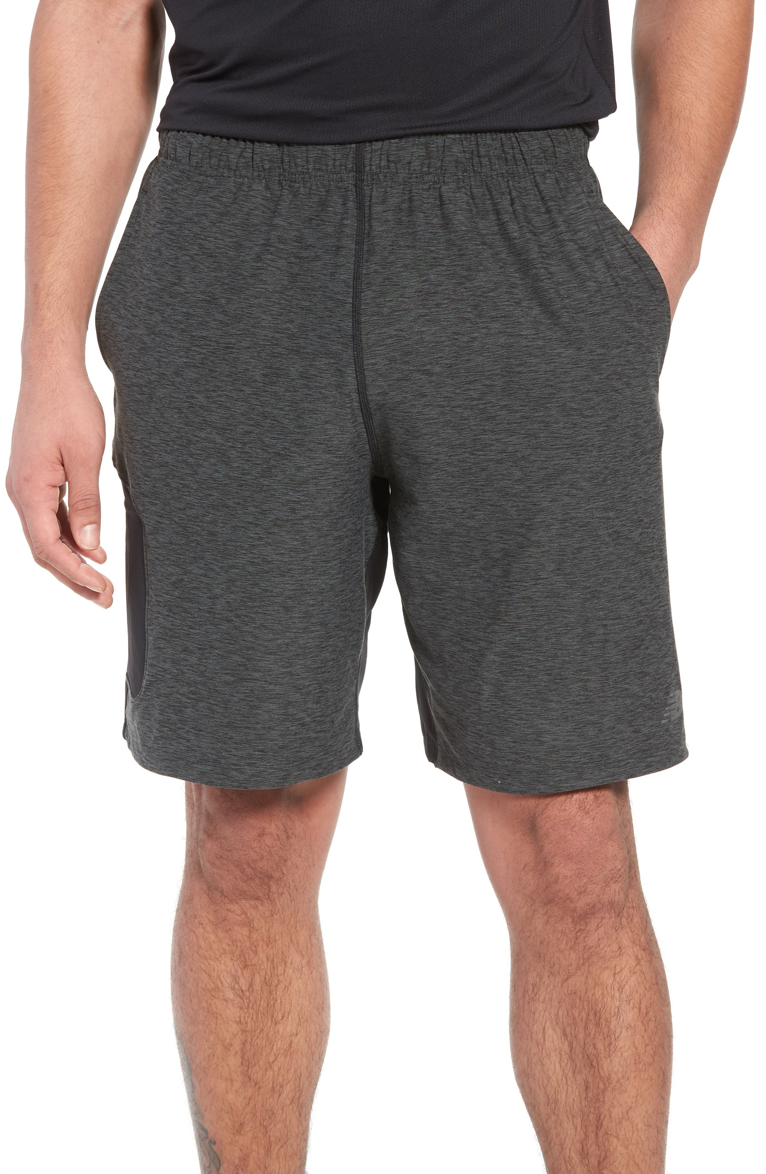 Anticipate Shorts,                             Main thumbnail 1, color,                             HEATHER CHARCOAL