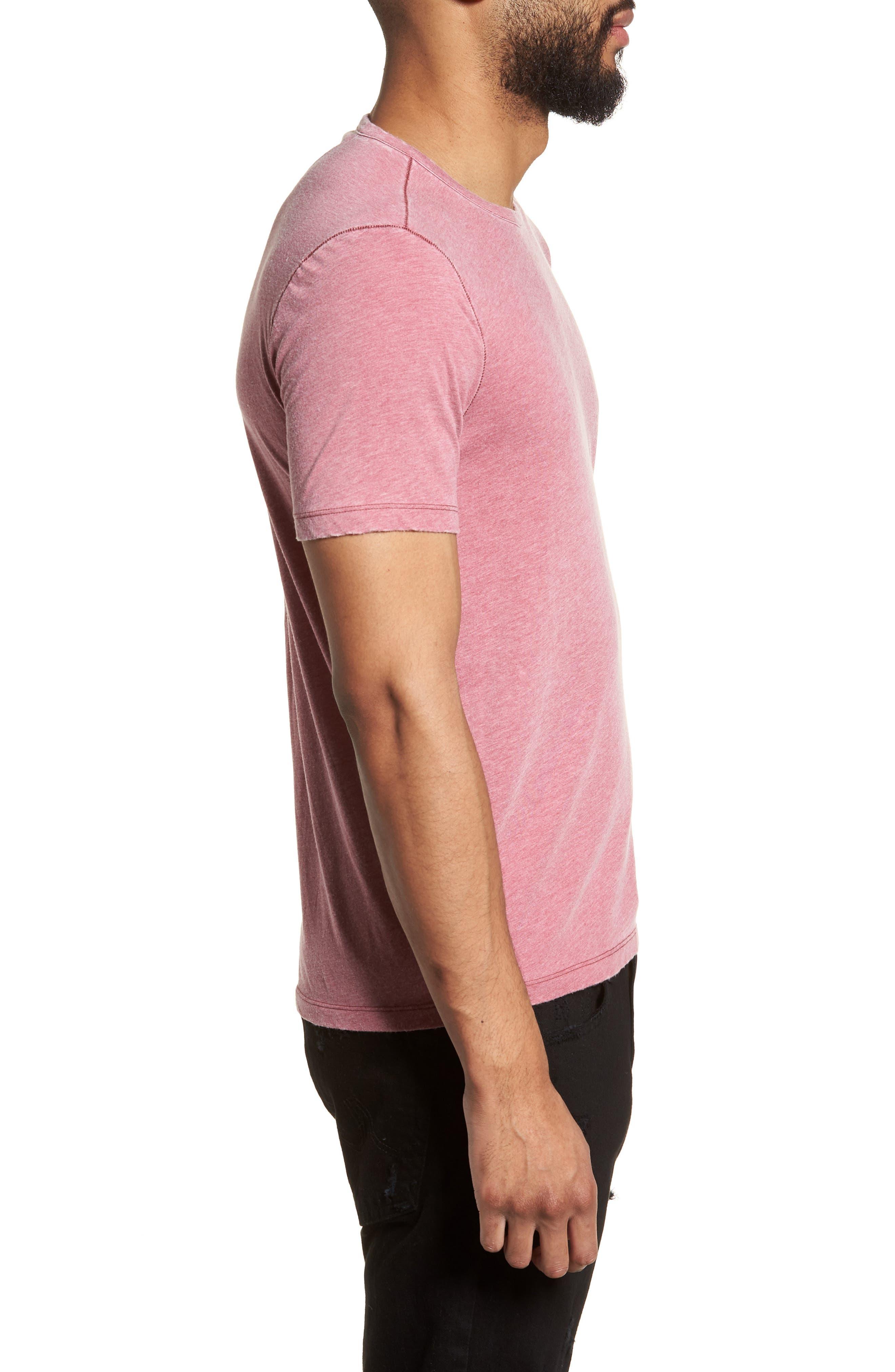 Slim Fit Crewneck T-Shirt,                             Alternate thumbnail 12, color,