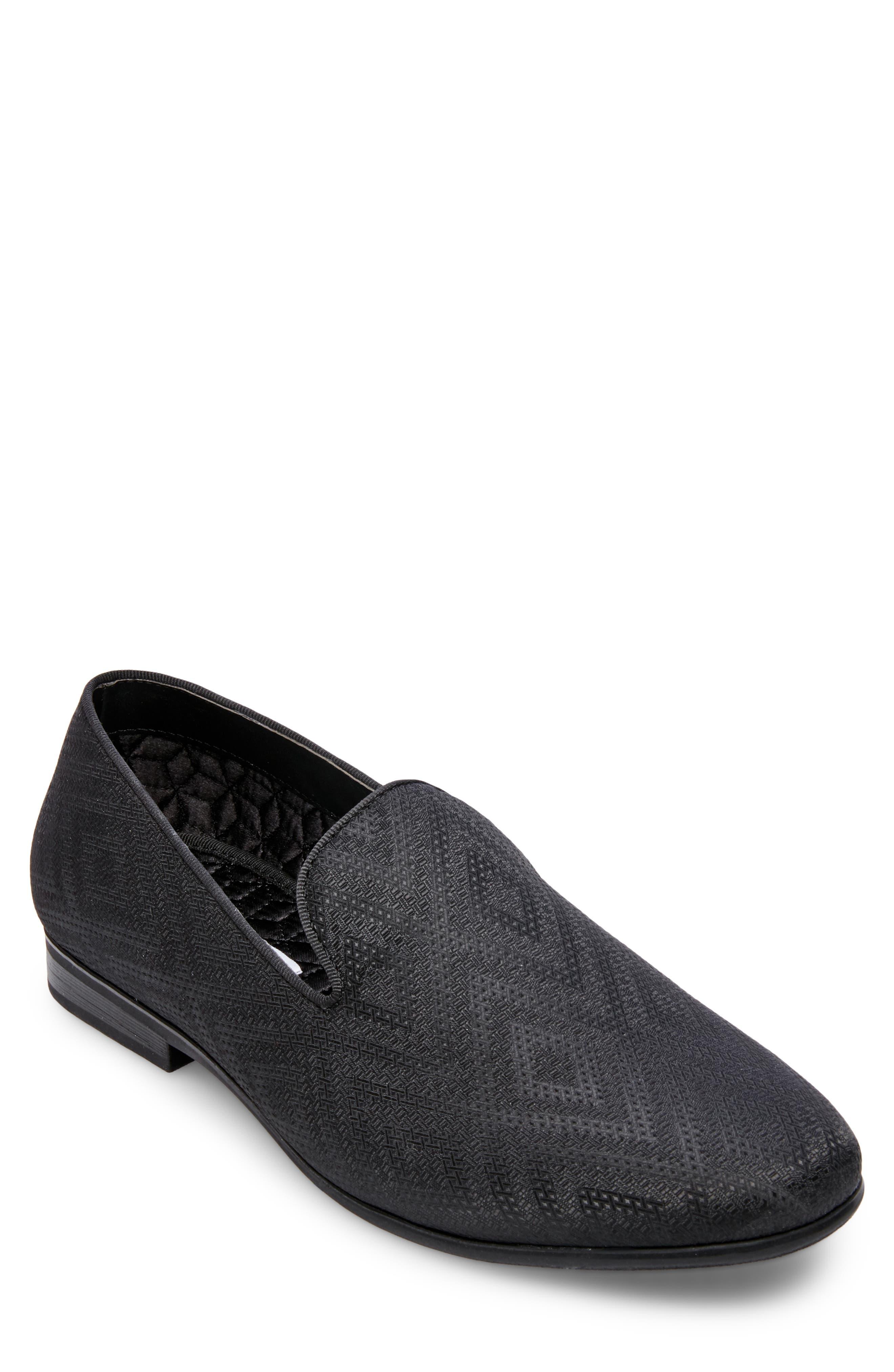 Chevron Slip-On Loafer,                         Main,                         color, 009