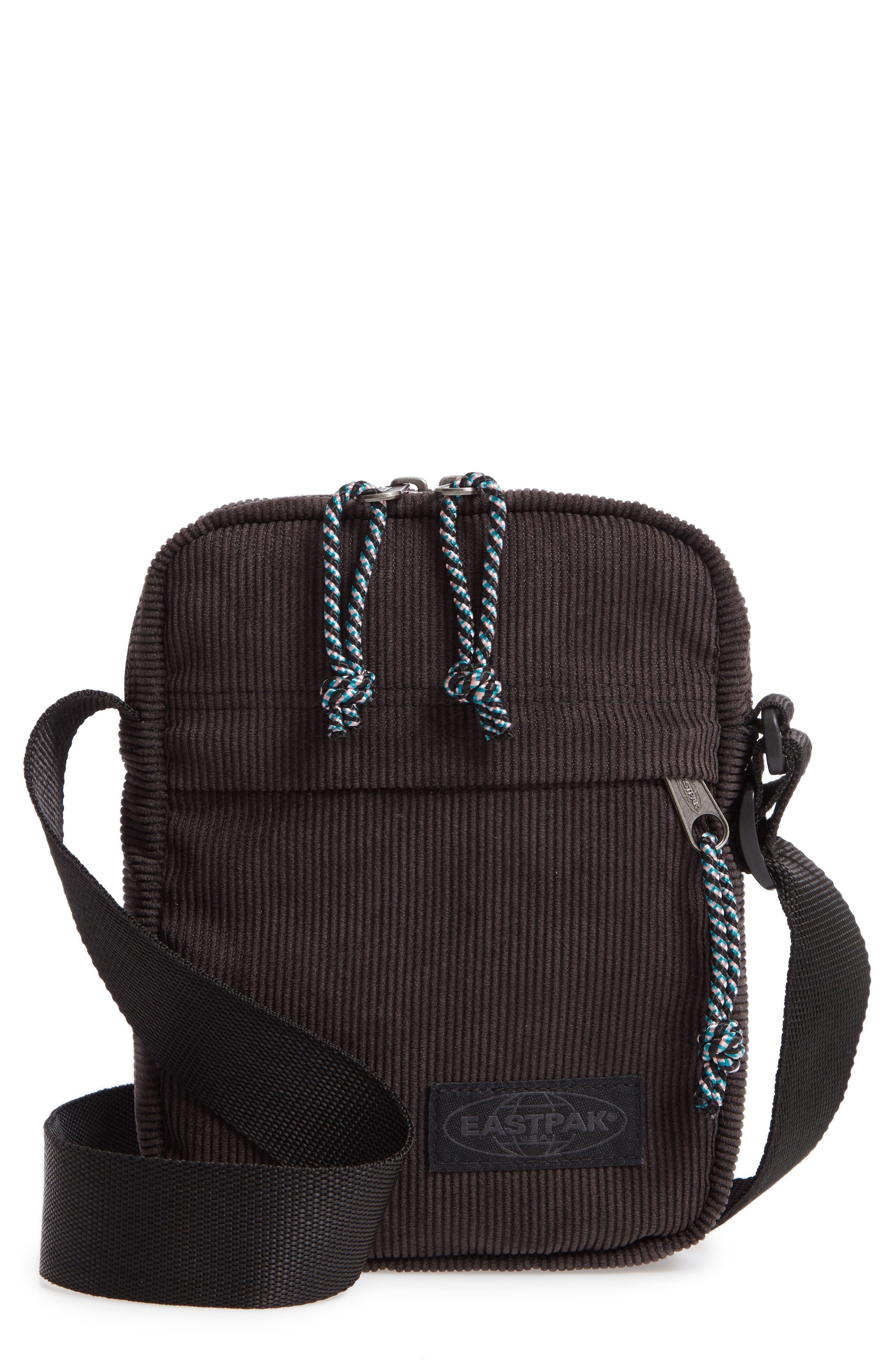 Eastpak The One Corduroy Crossbody Bag - Black