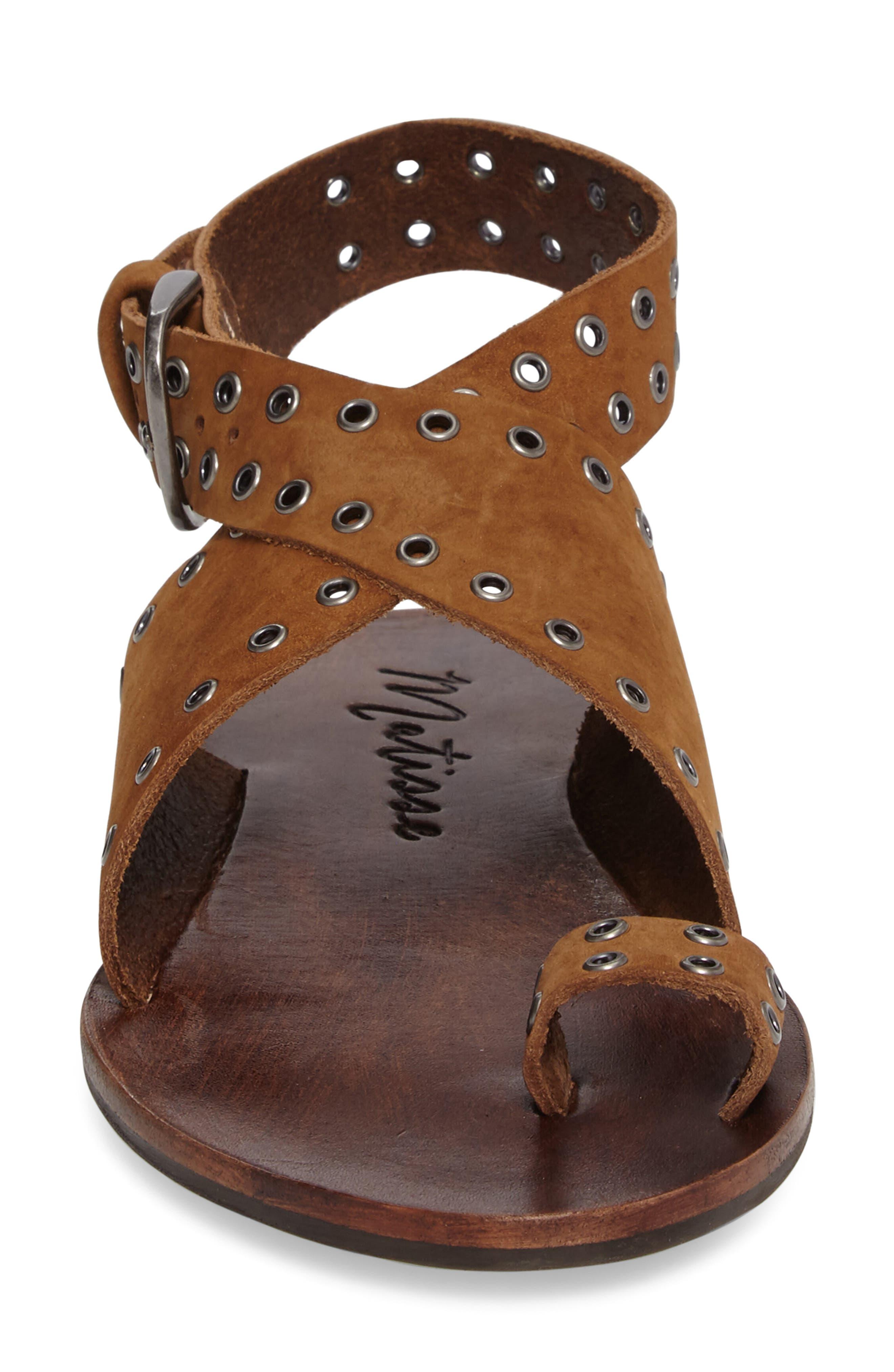 Starling Grommet Sandal,                             Alternate thumbnail 8, color,