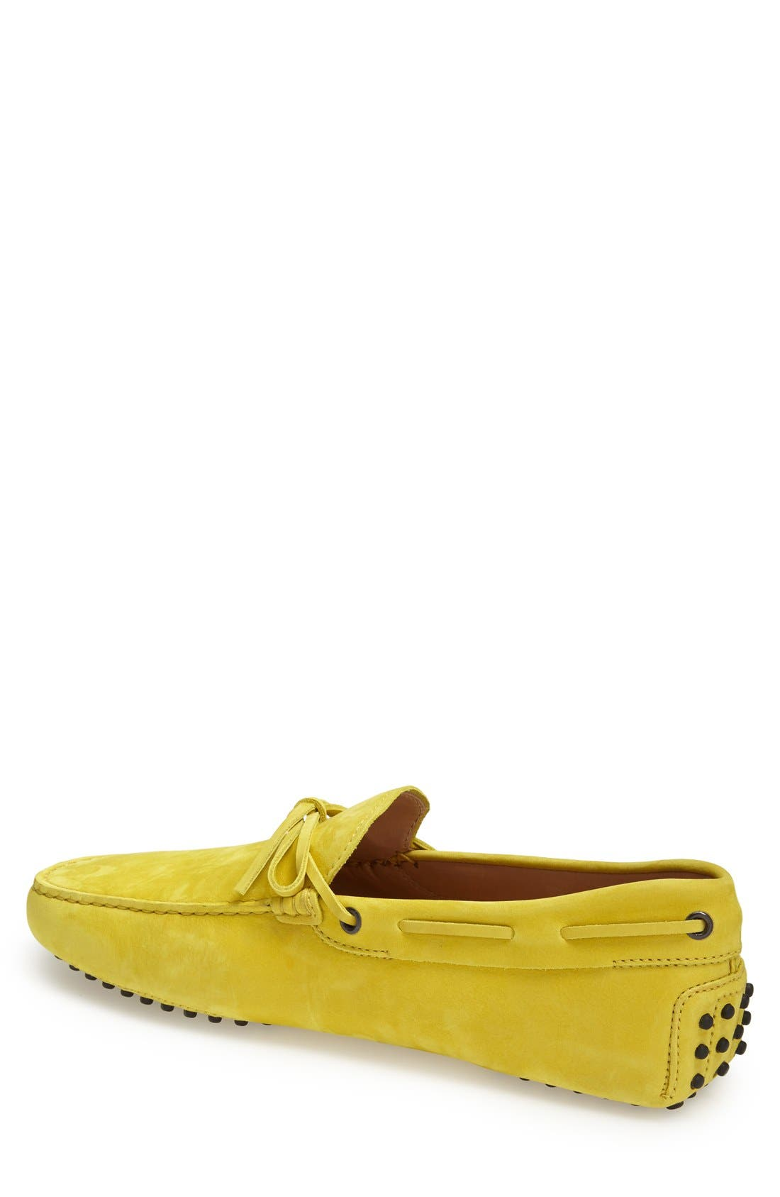 Gommini Tie Front Driving Moccasin,                             Alternate thumbnail 44, color,