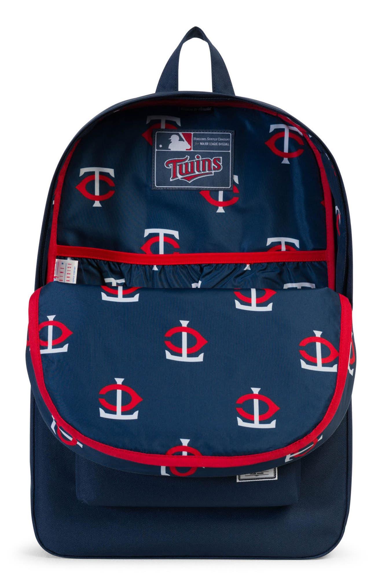 Heritage - MLB American League Backpack,                             Alternate thumbnail 18, color,