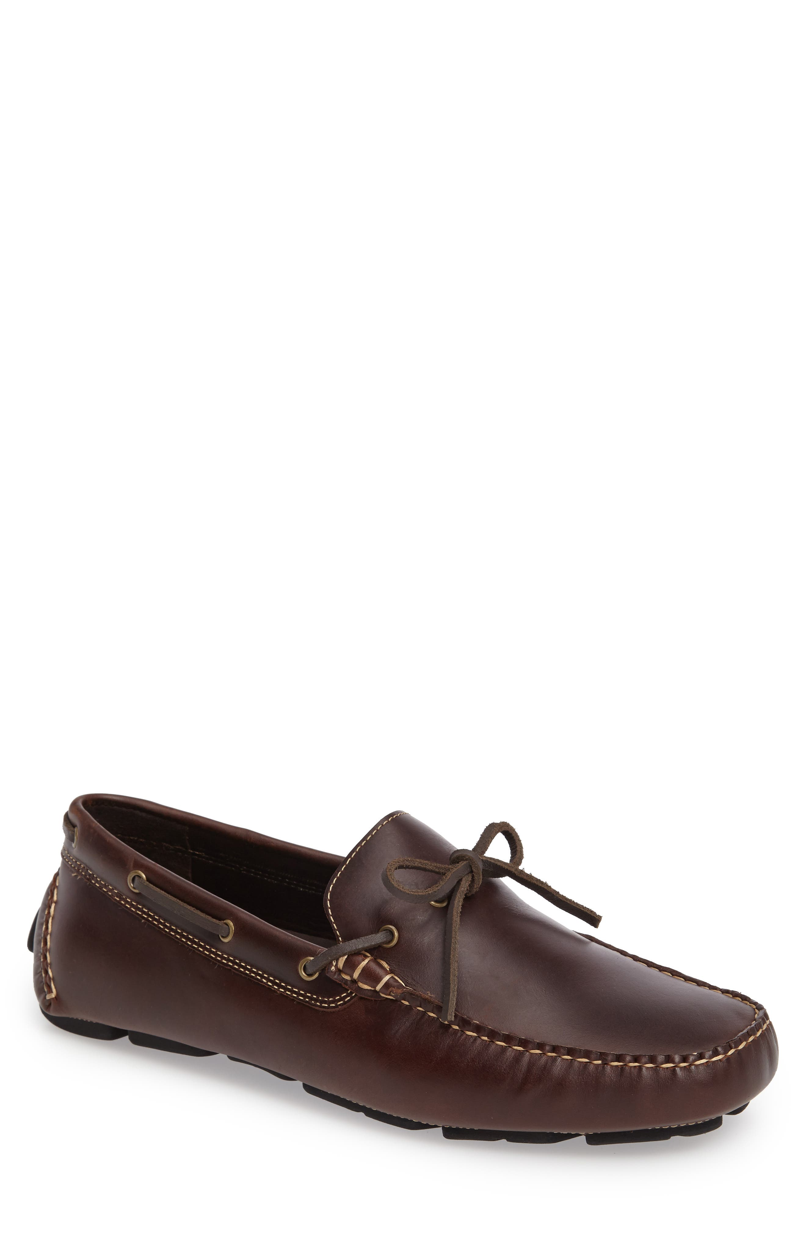 Gibson Driving Moccasin,                         Main,                         color,