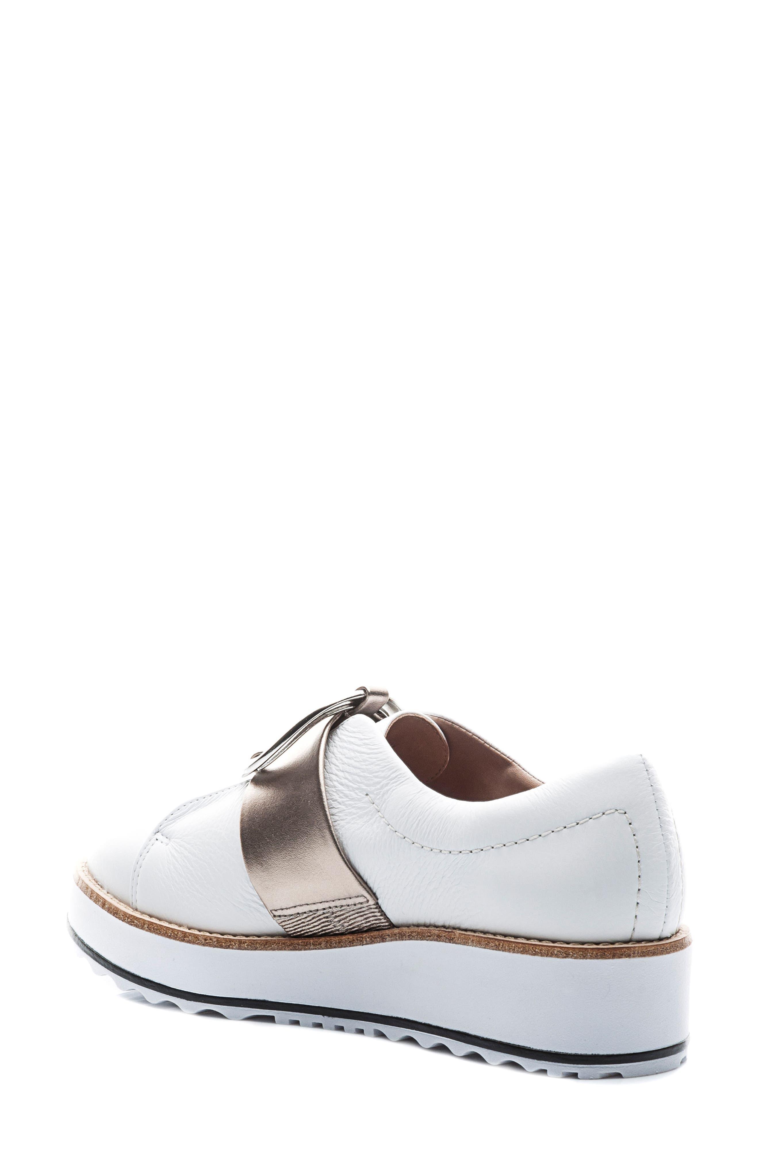 Susan Wedge Sneaker,                             Alternate thumbnail 2, color,                             100