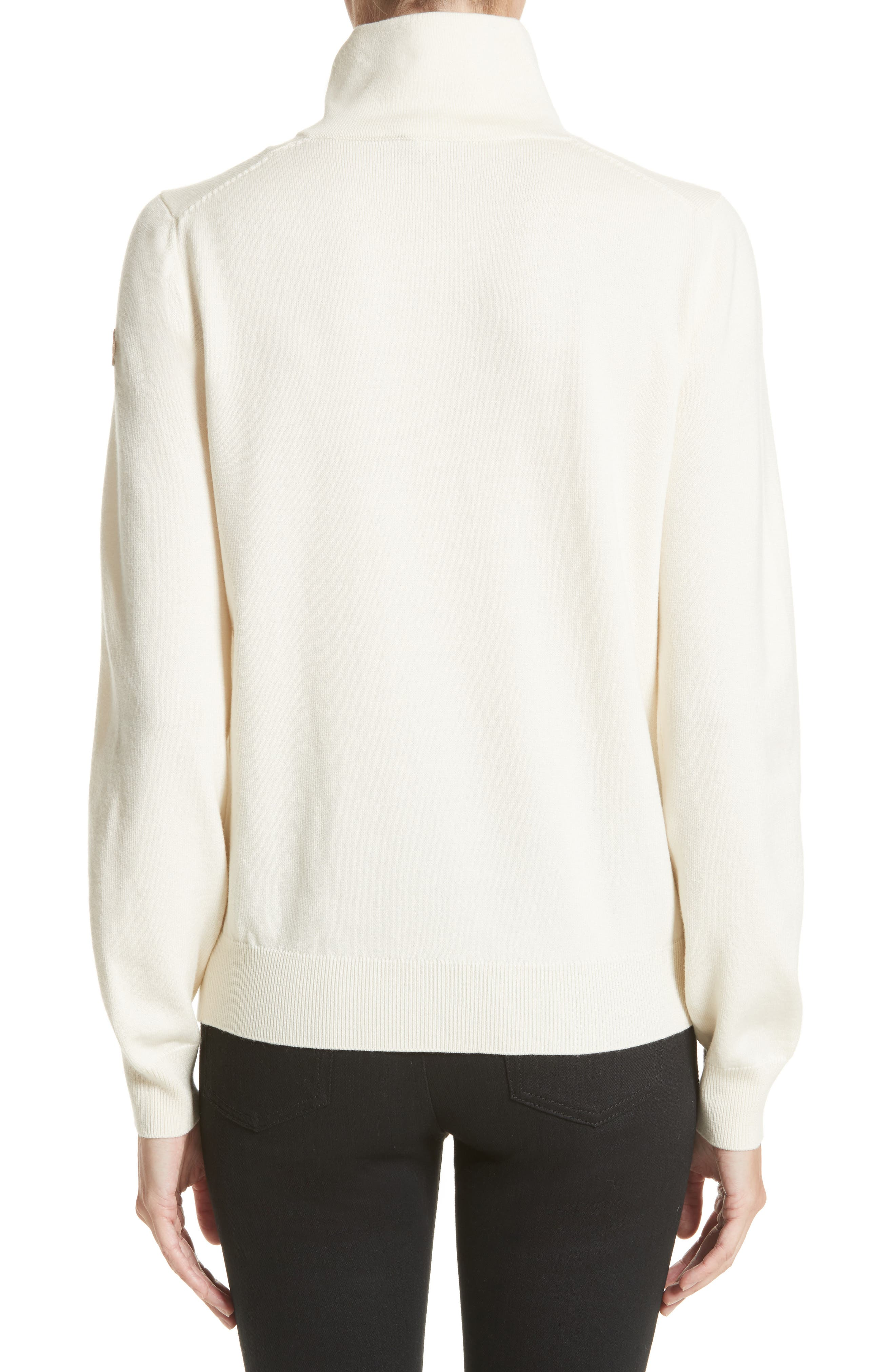 Ciclista Tricot Knit Sweater,                             Alternate thumbnail 2, color,                             WHITE