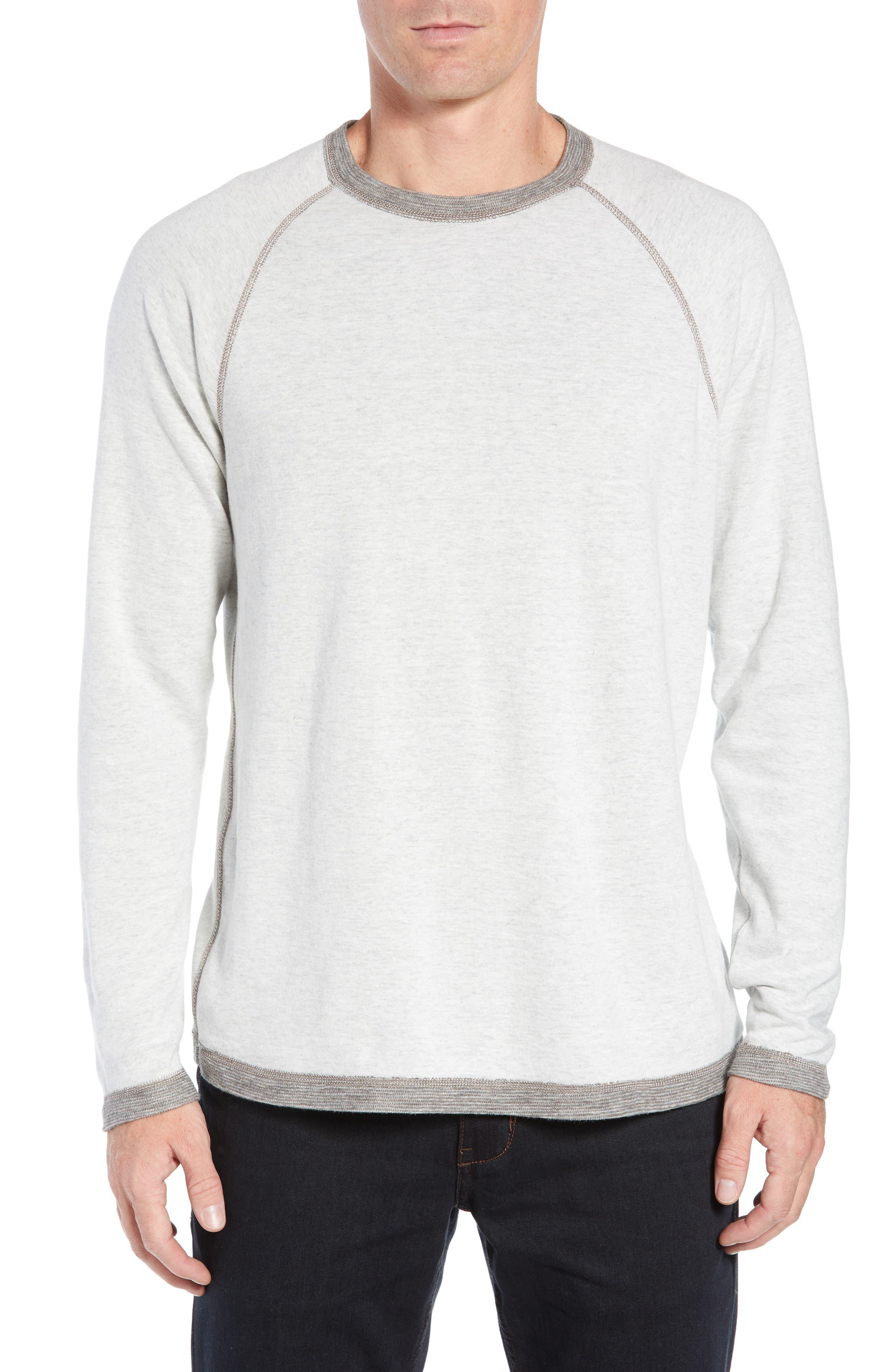 Fortuna Flip Regular Fit Shirt,                             Alternate thumbnail 2, color,                             TAUPE HEATHER