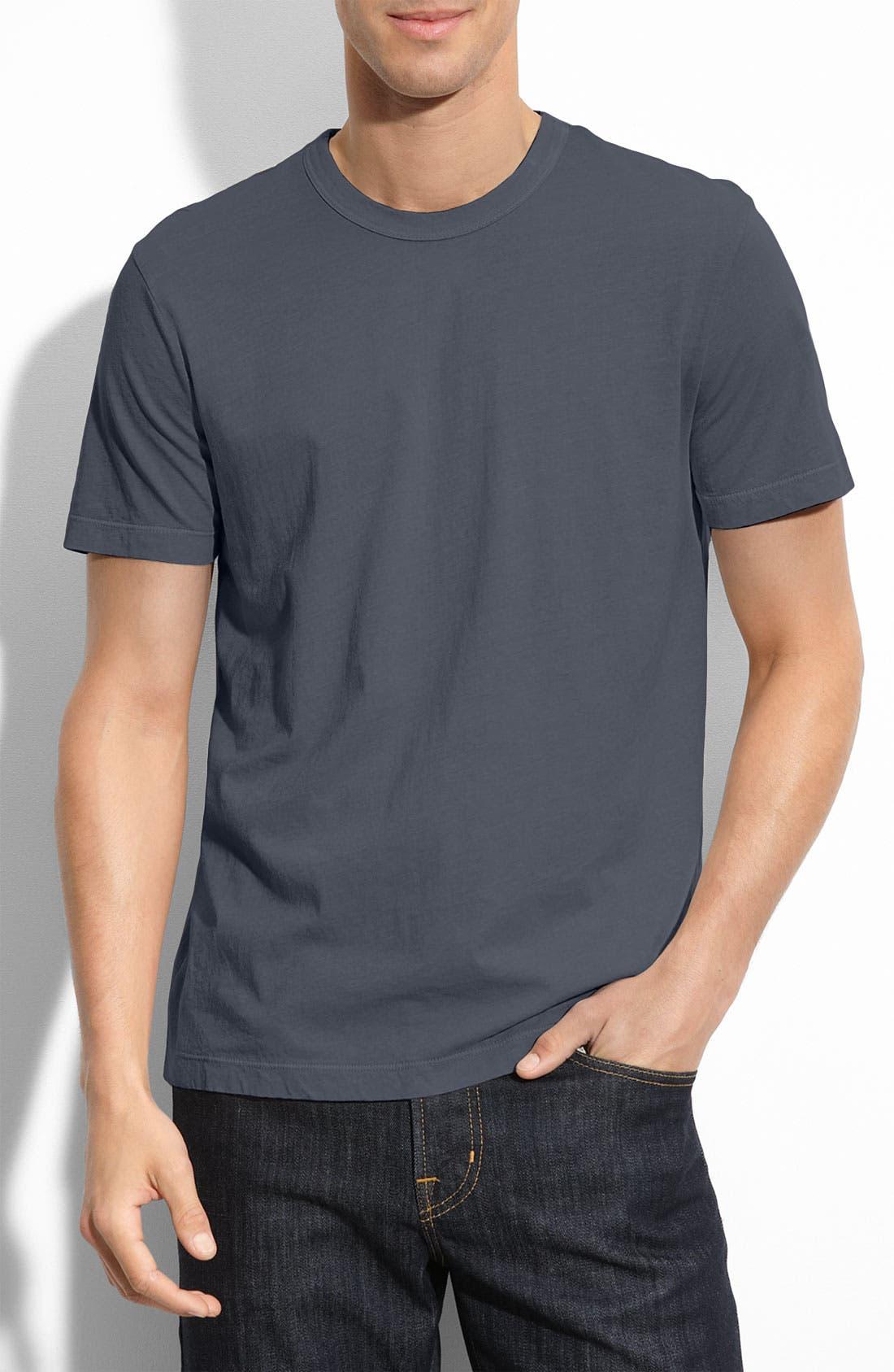 Crewneck Jersey T-Shirt,                             Main thumbnail 84, color,