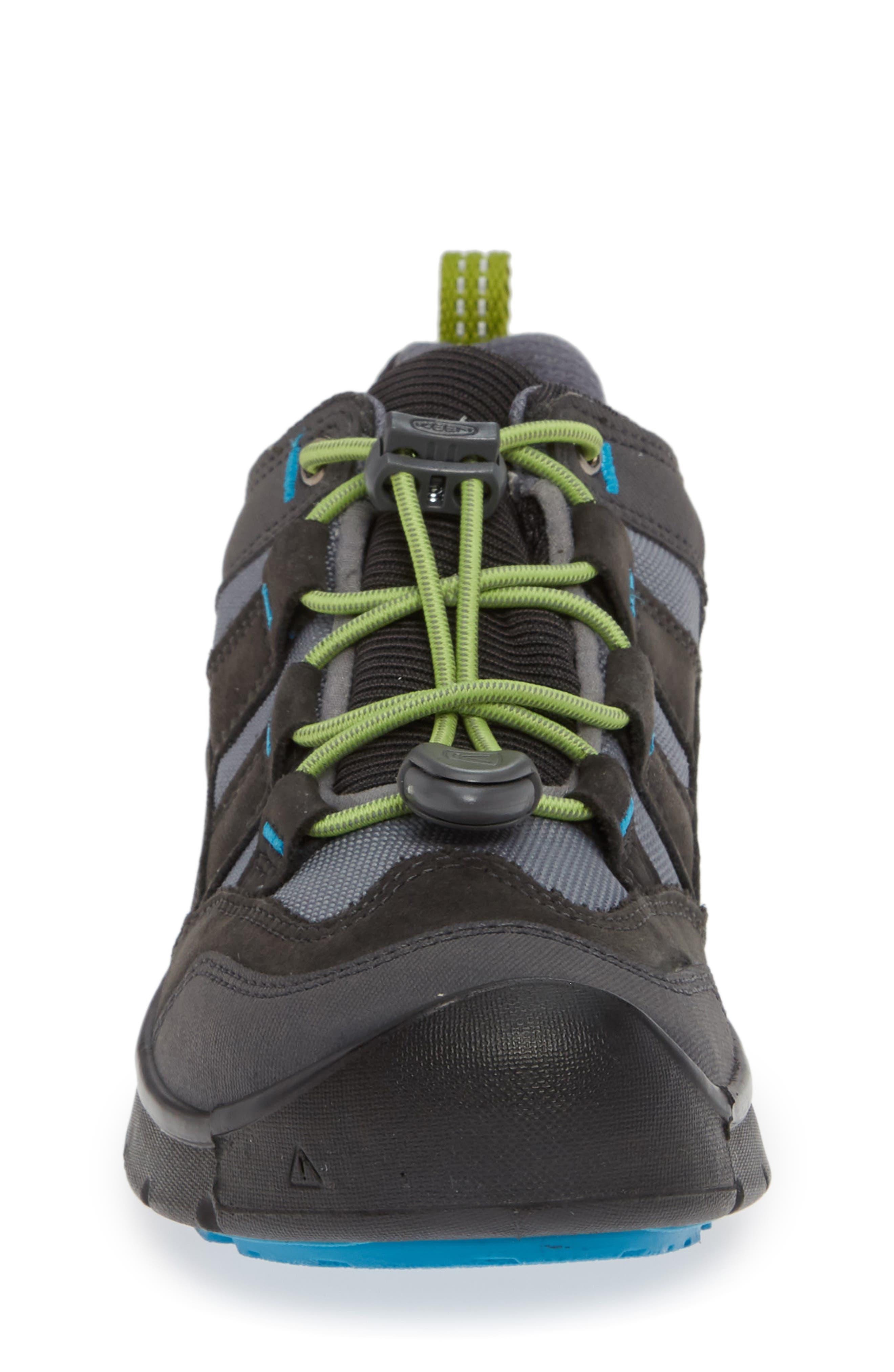 Hikeport Waterproof Sneaker,                             Alternate thumbnail 4, color,                             MAGNET/ GREENERY/ GREENERY