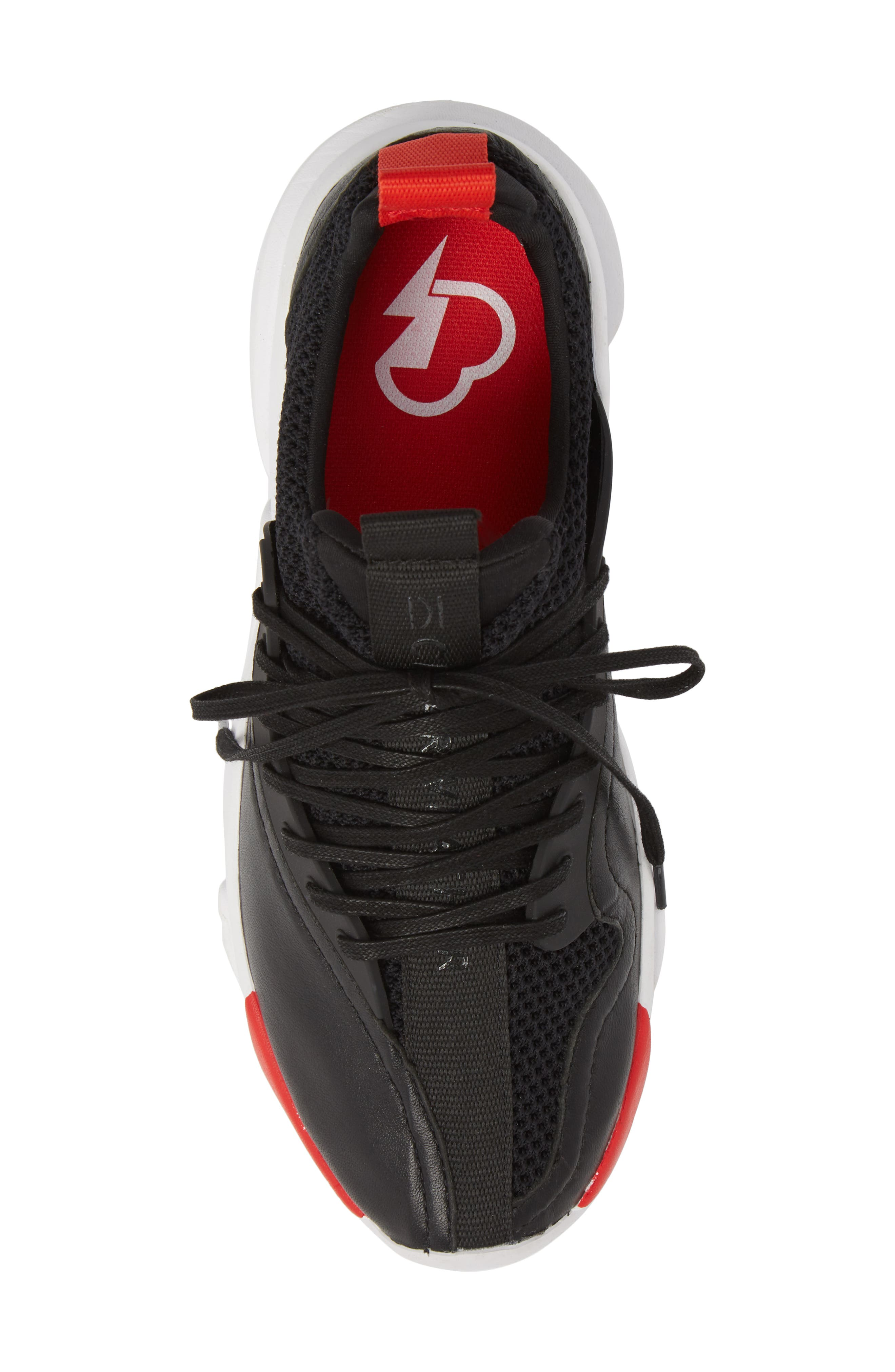 Clear Weather The Cloud Stryke Sneaker,                             Alternate thumbnail 5, color,                             002