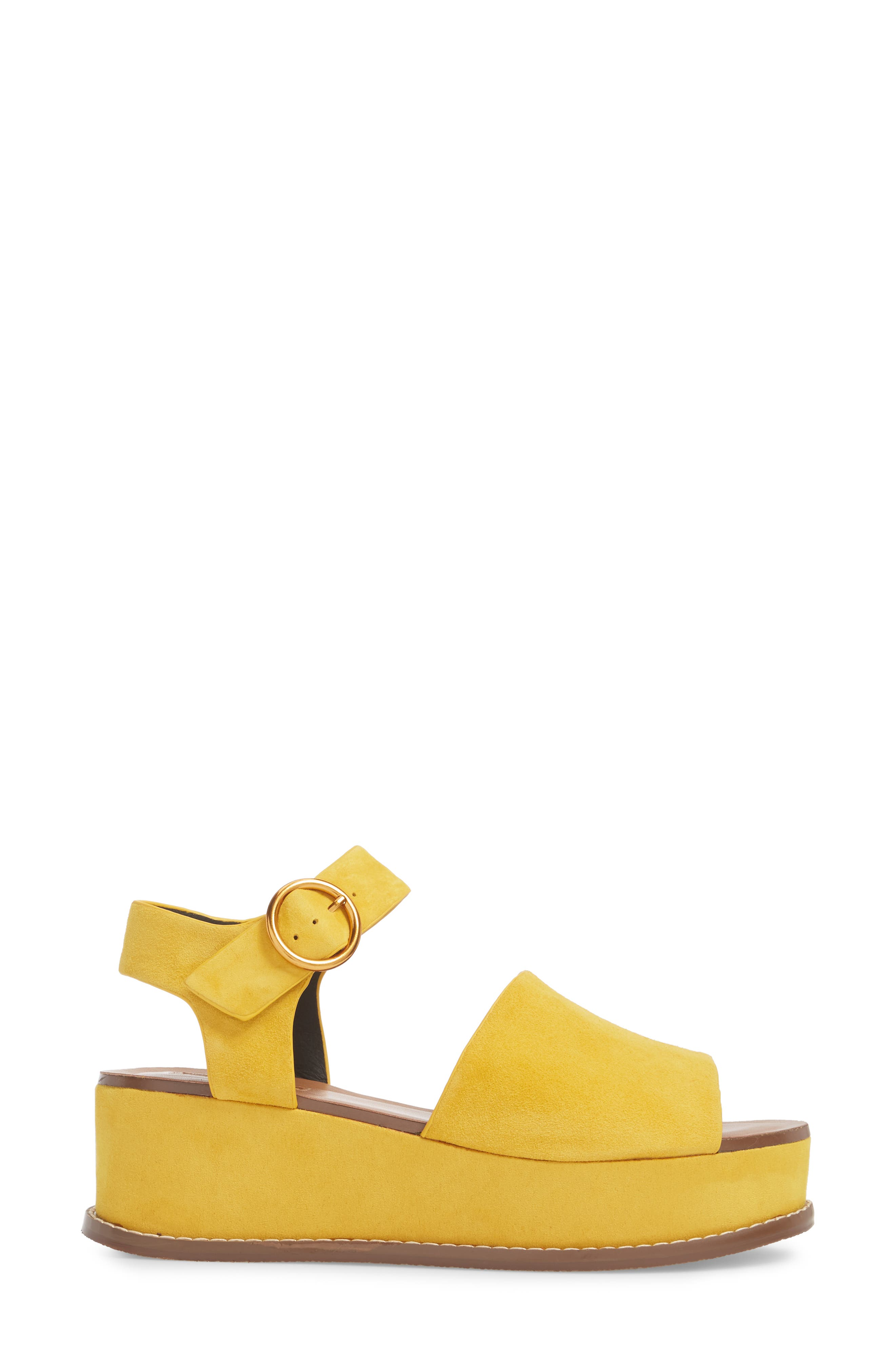 Wow Platform Wedge Sandal,                             Alternate thumbnail 6, color,
